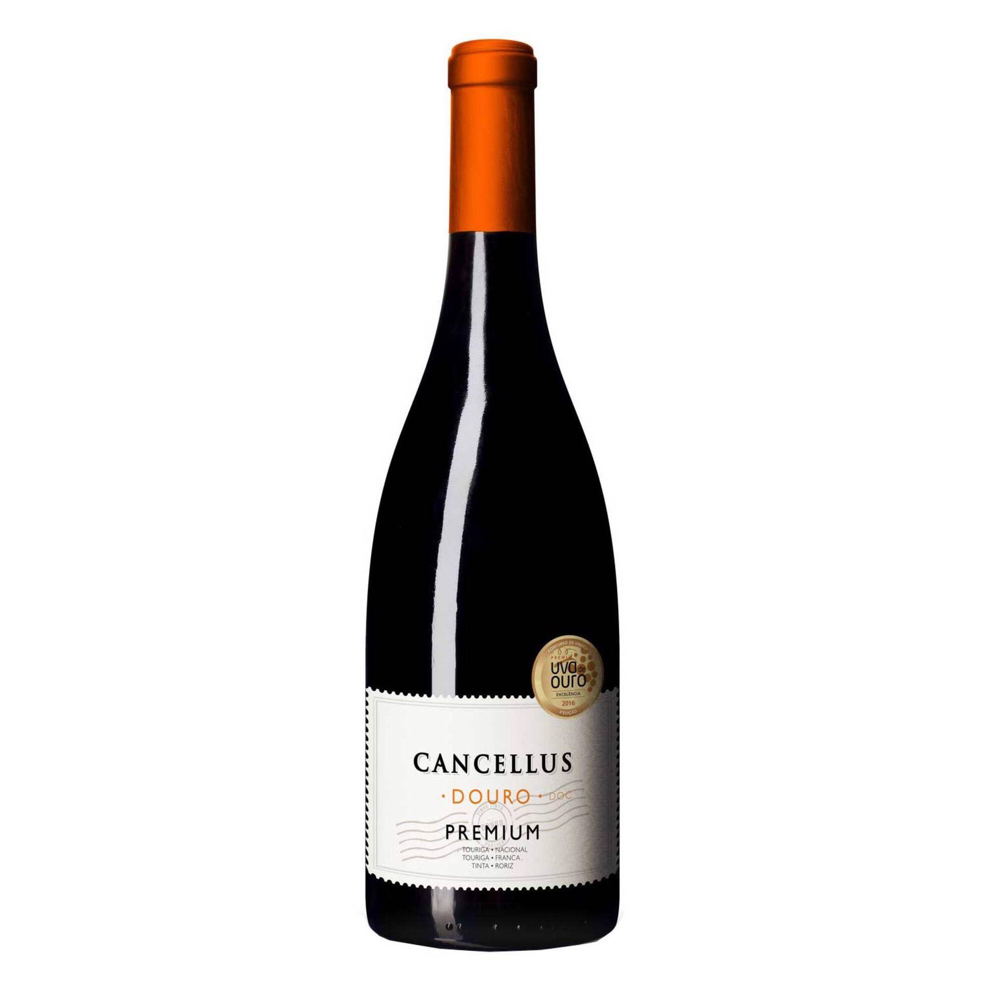 Cancellus Premium DOC Douro Vinho Tinto