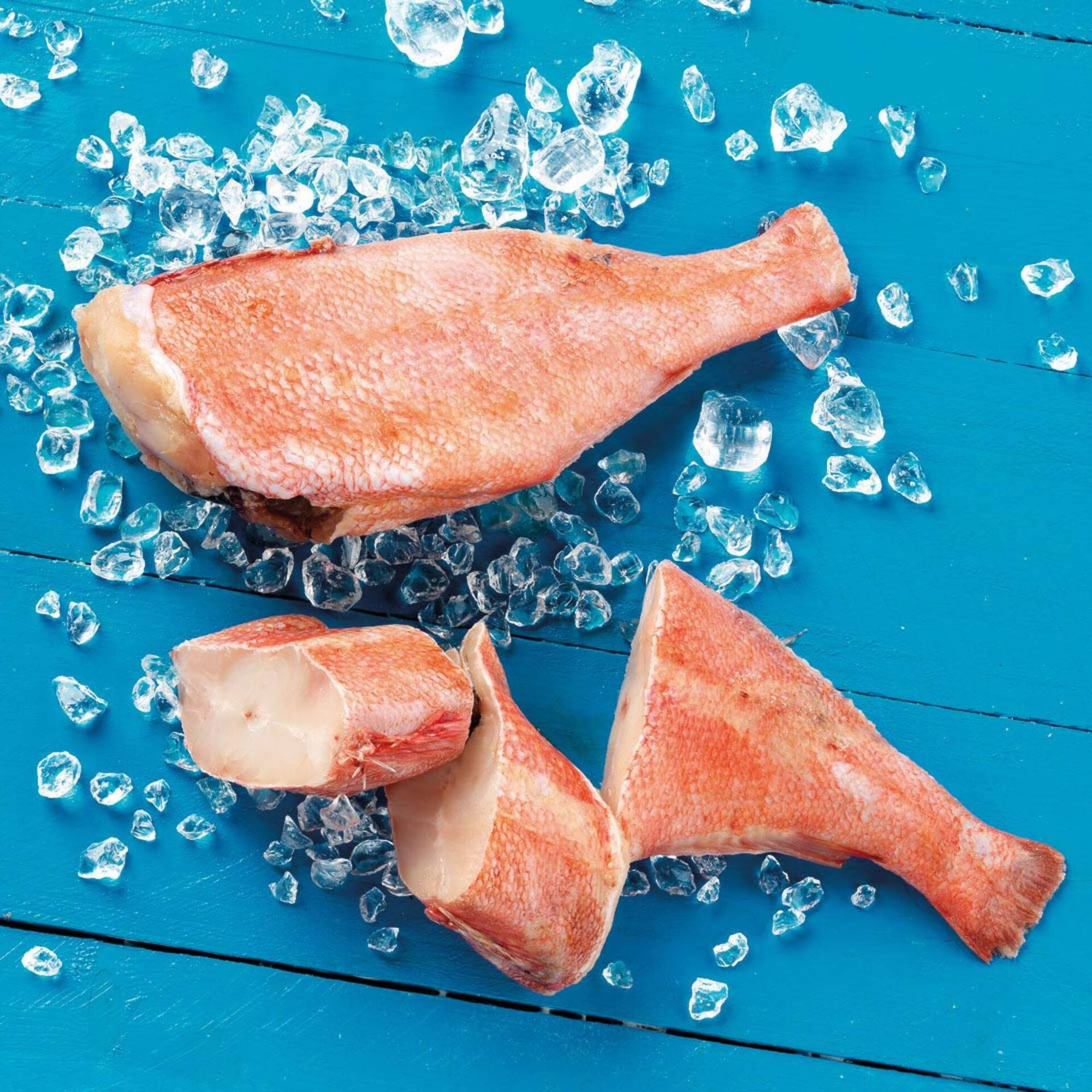 Red Fish Cal 500/700 Congelado