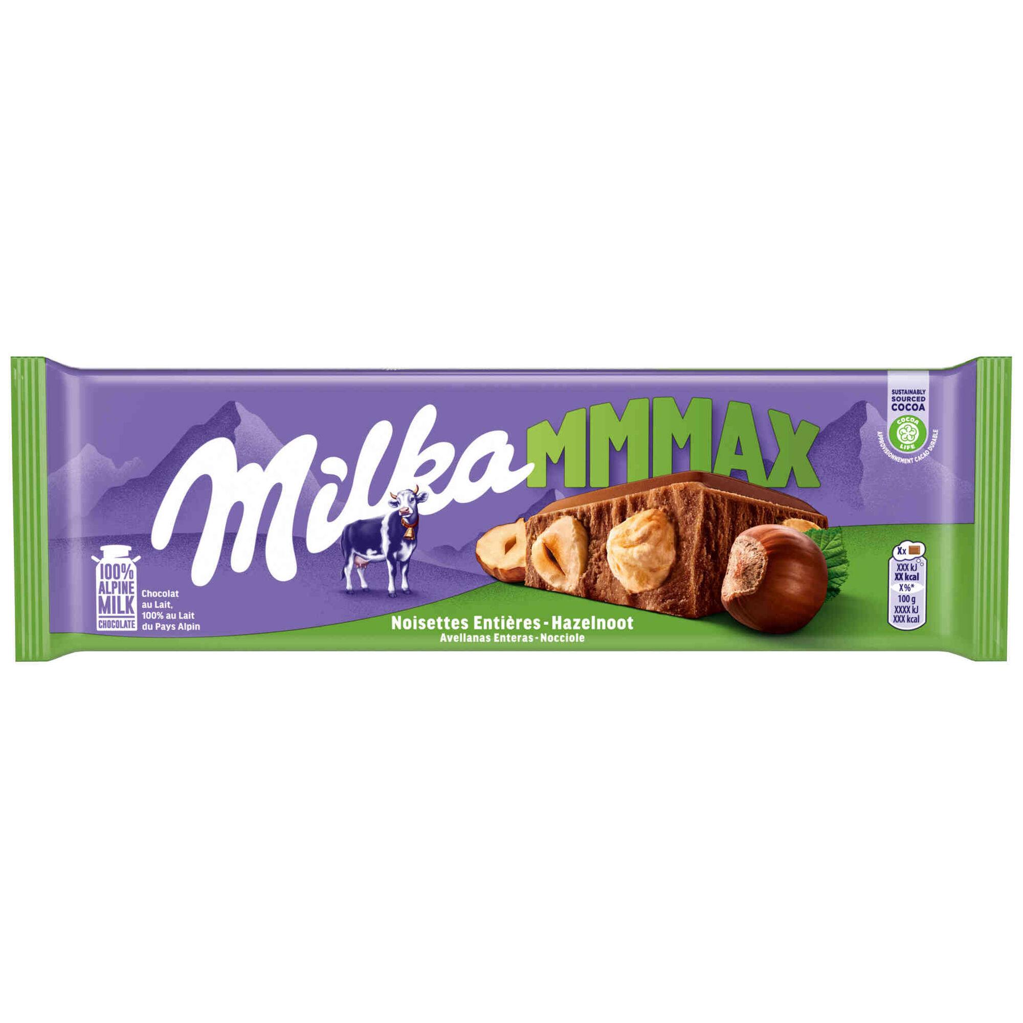 Tablete de Chocolate de Leite com Avelã