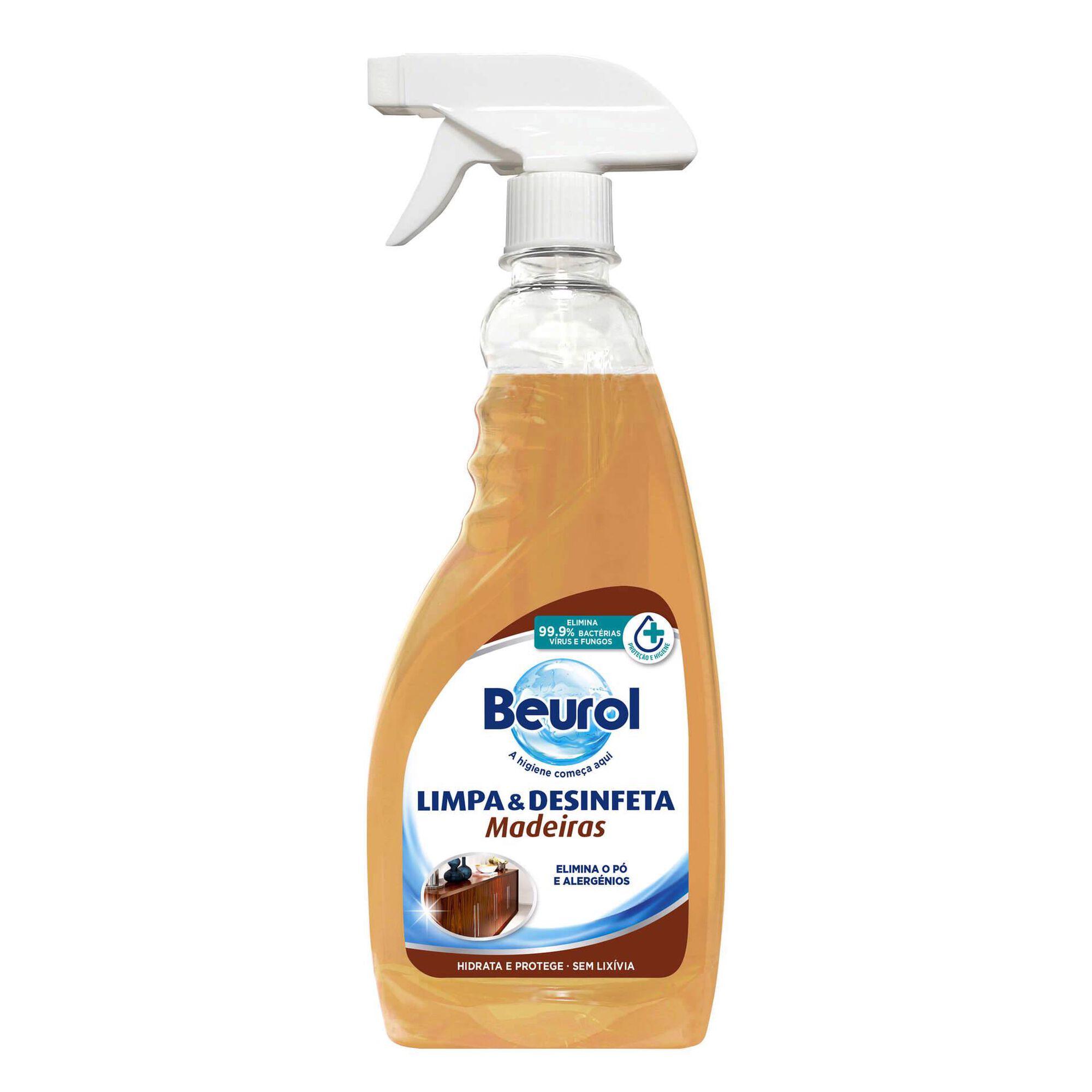 Limpa Móveis Spray Desinfetante
