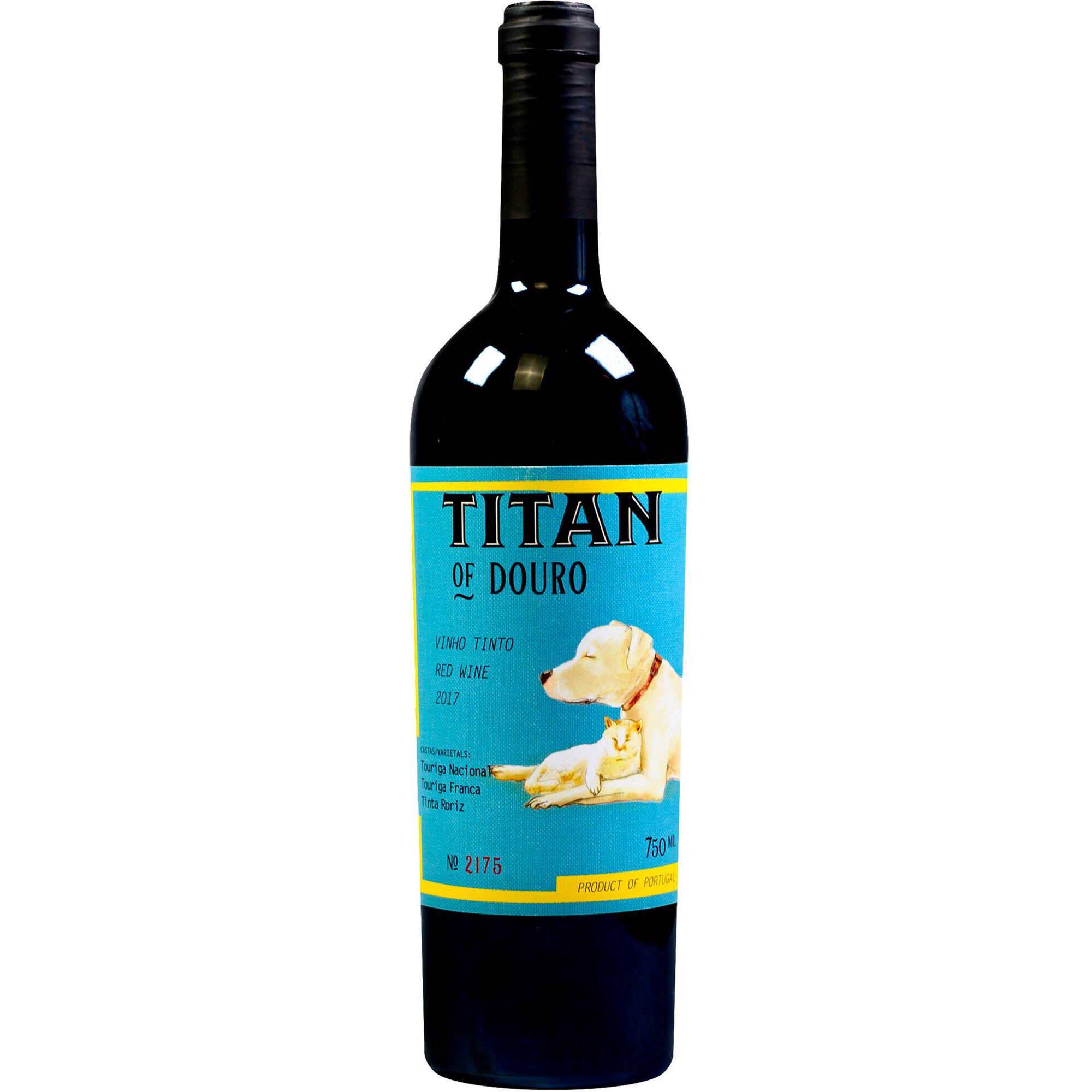 Titan DOC Douro Vinho Tinto