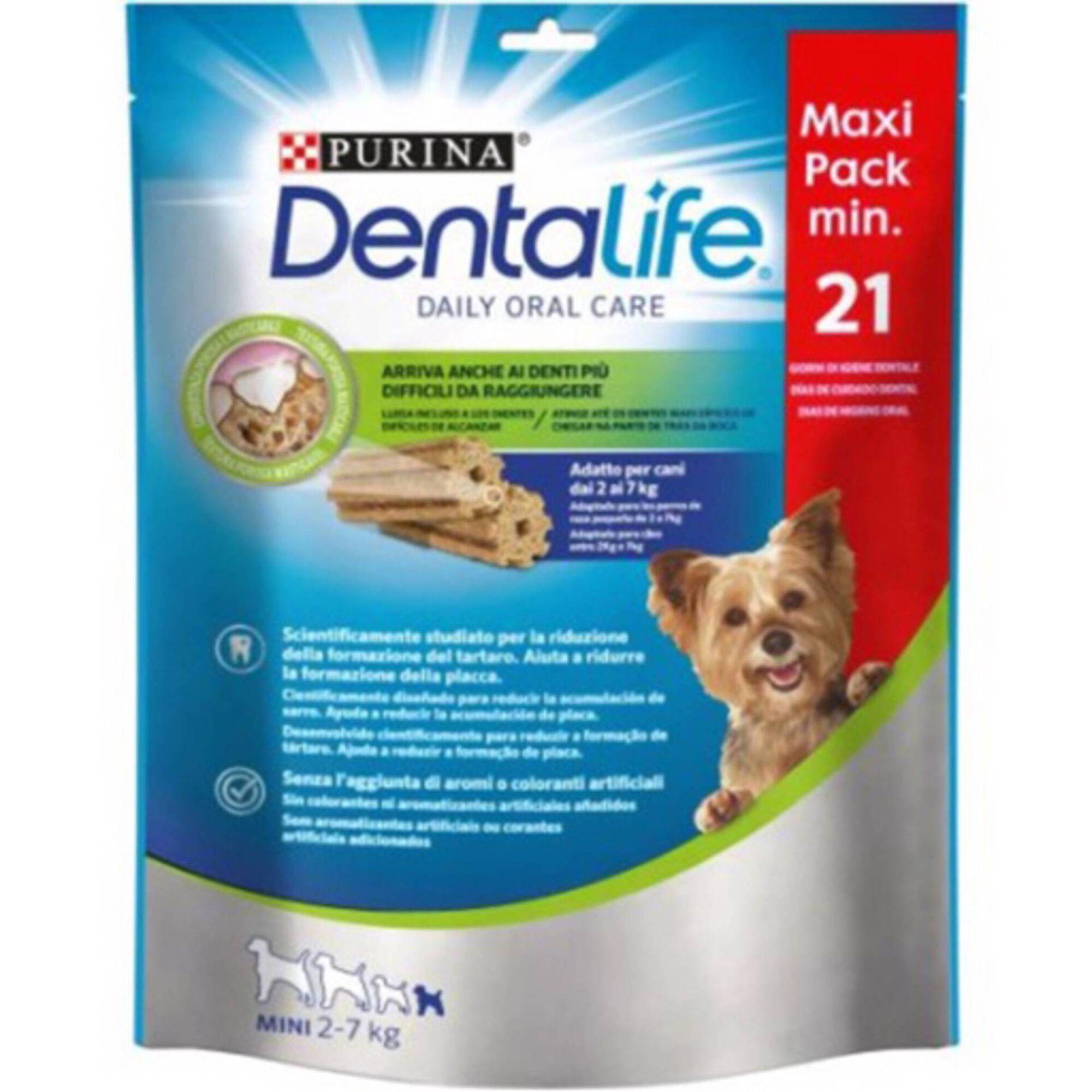 Snack para Cão Adulto Higiene Oral Diária