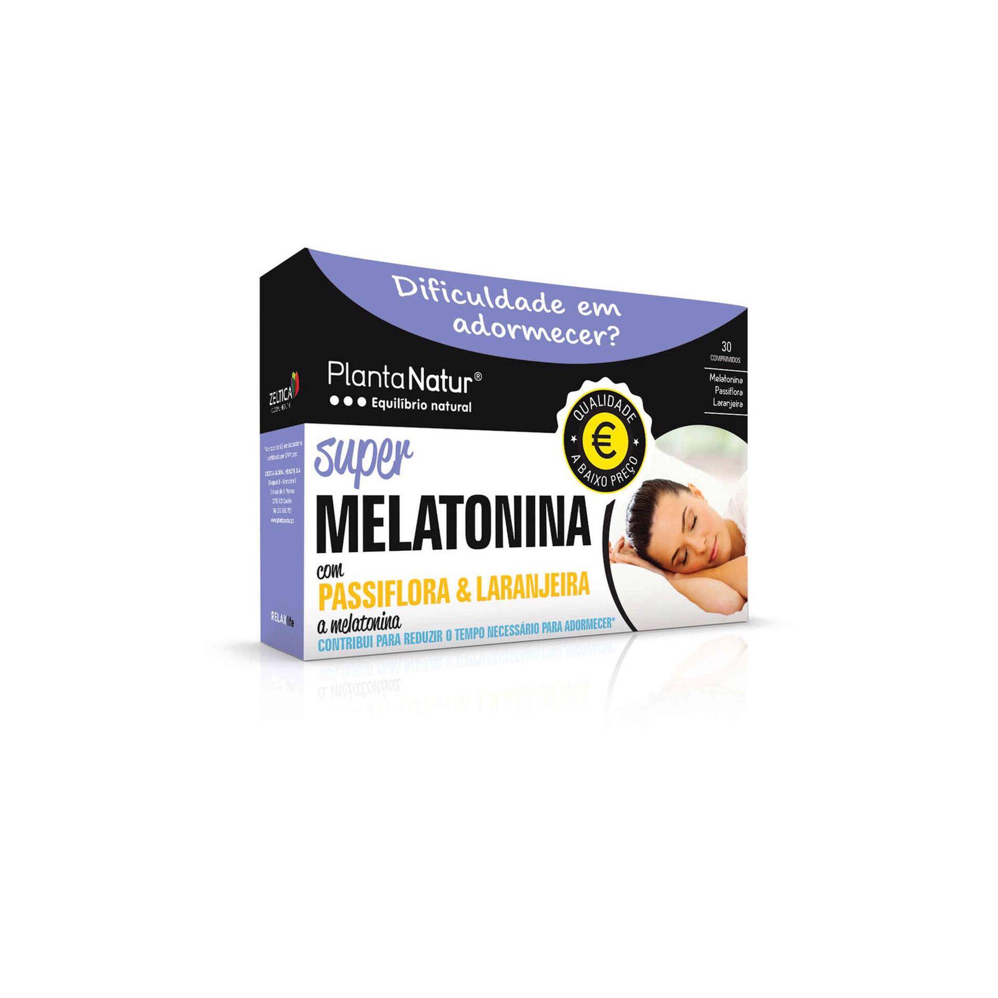 Super Melatonina