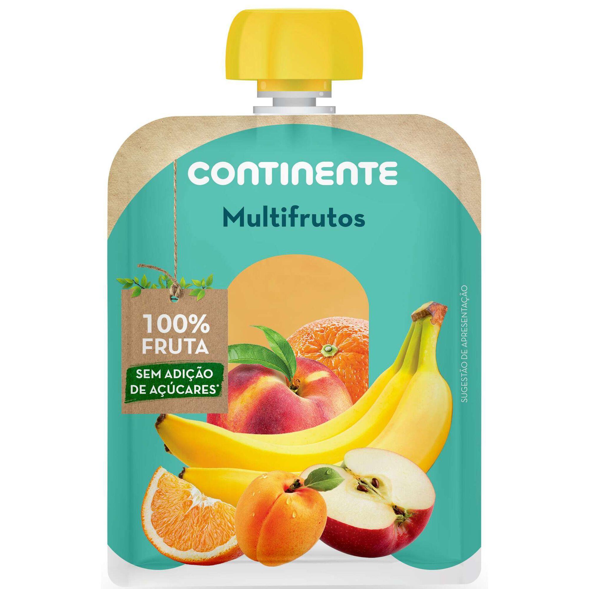 Saqueta de Fruta Multifrutos