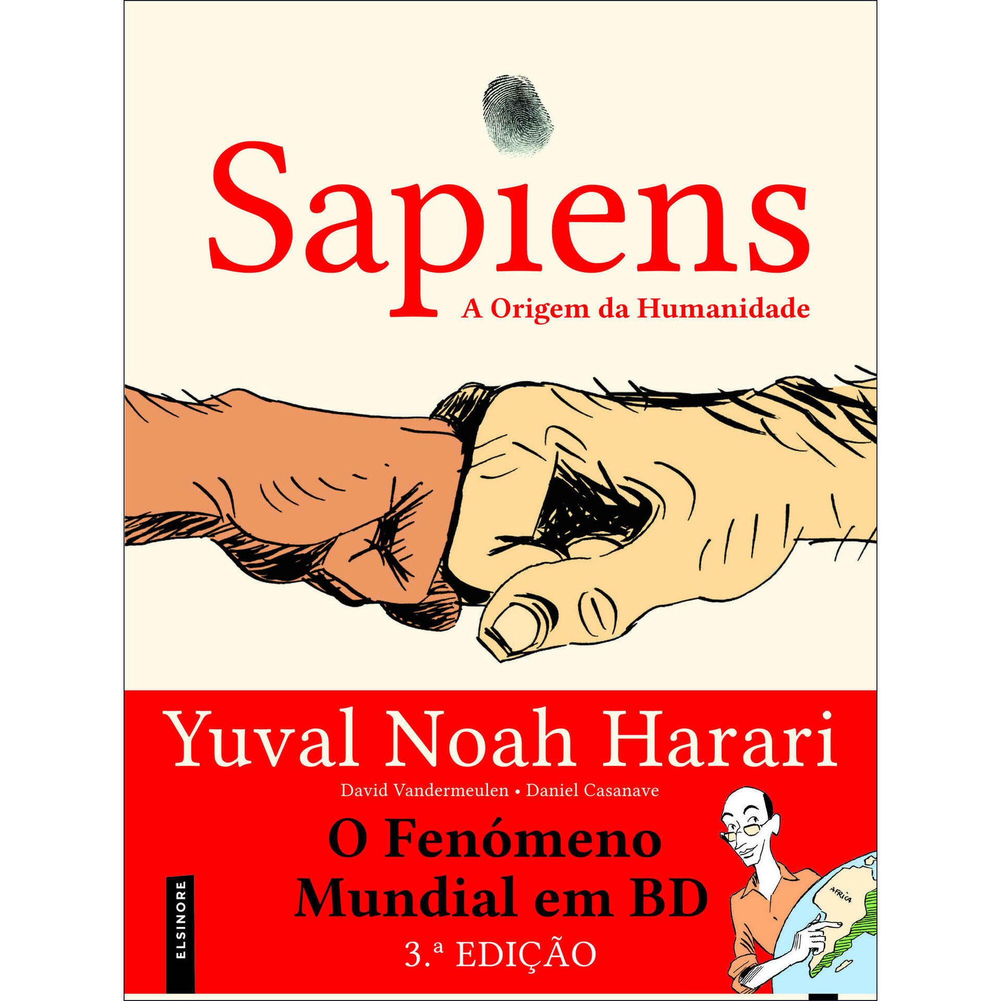 Sapiens: A Origem da Humanidade (volume 1)