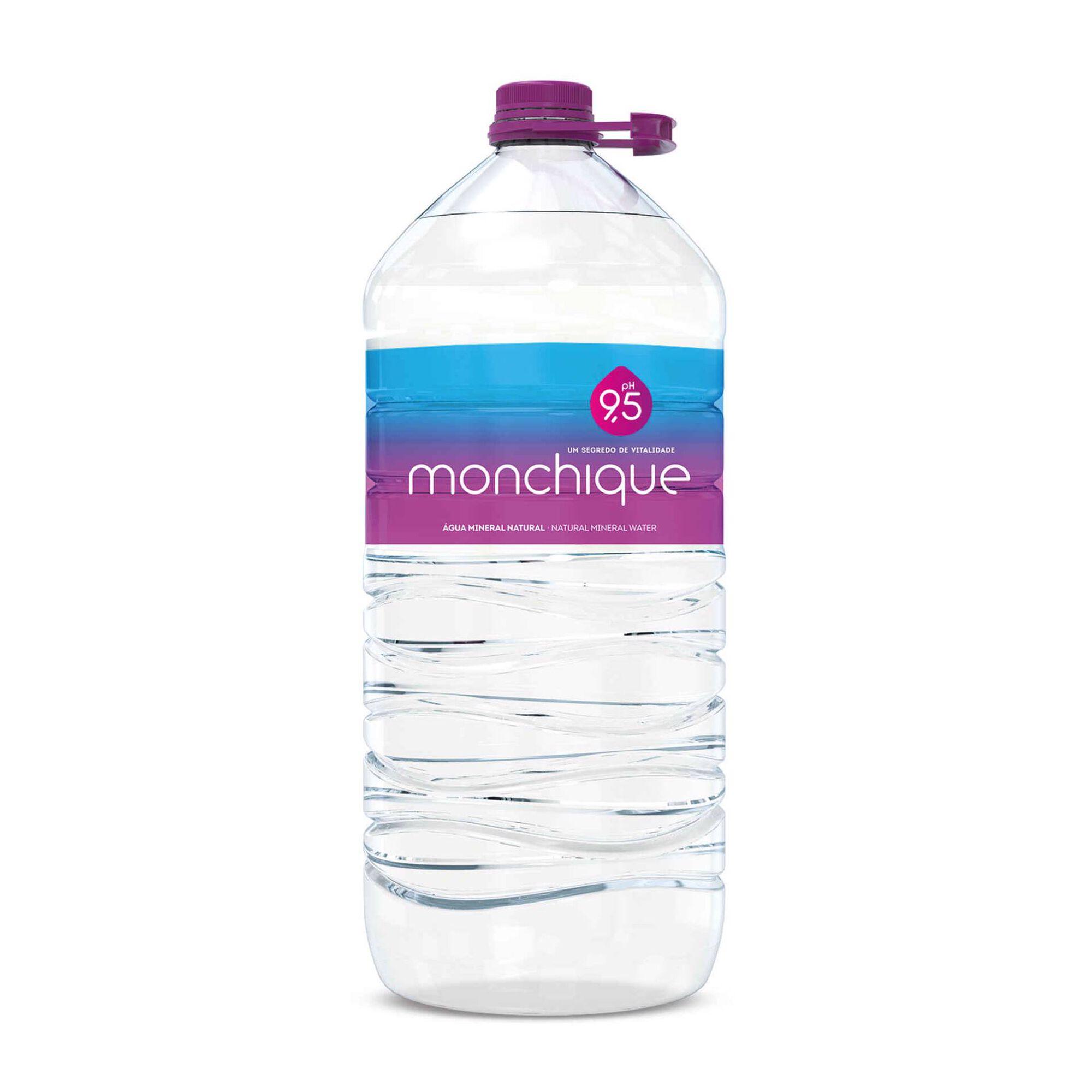 Água sem Gás Mineral Natural Alcalina pH 9,5 Garrafão