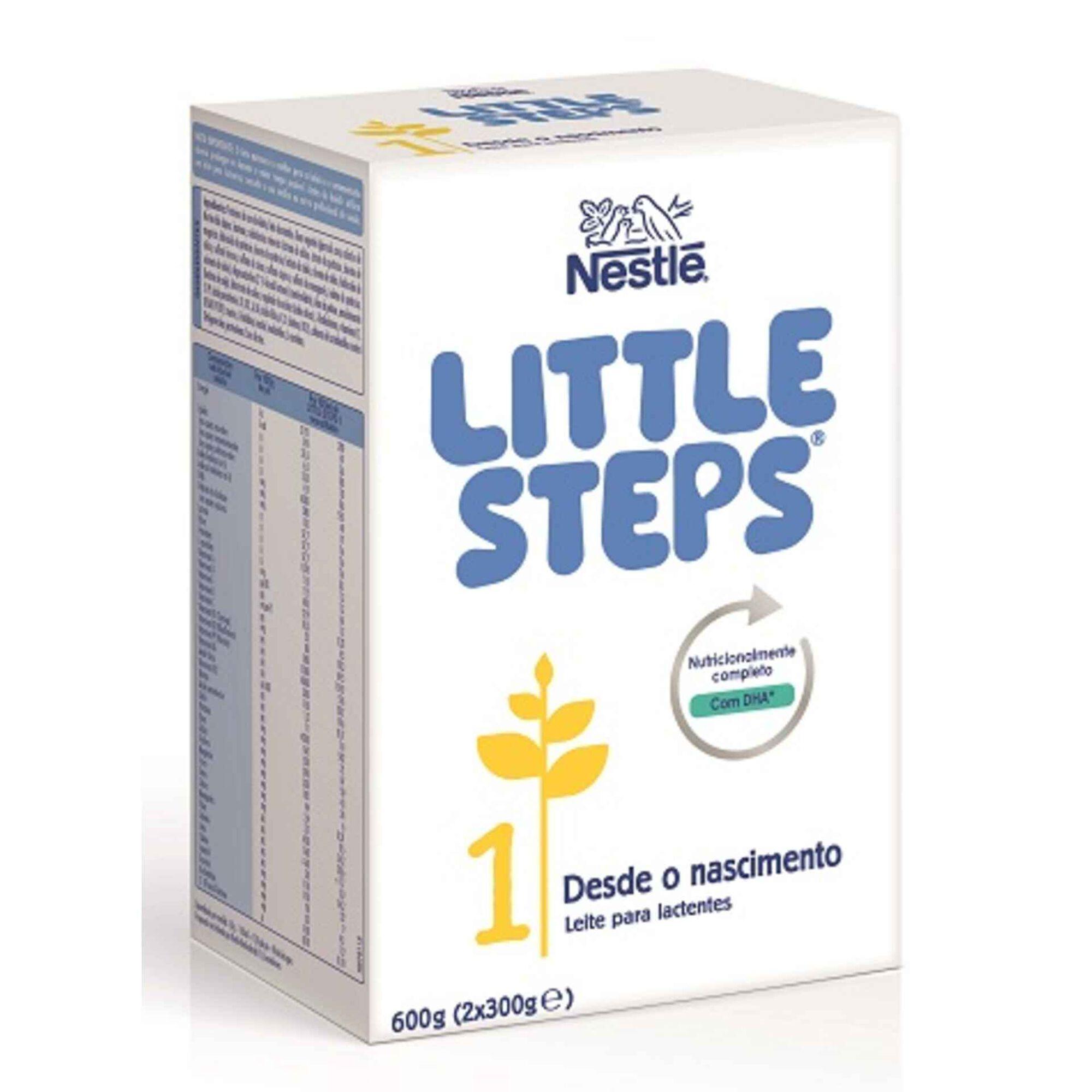 Leite em Pó para Lactentes Little Steps Desde o Nascimento 1