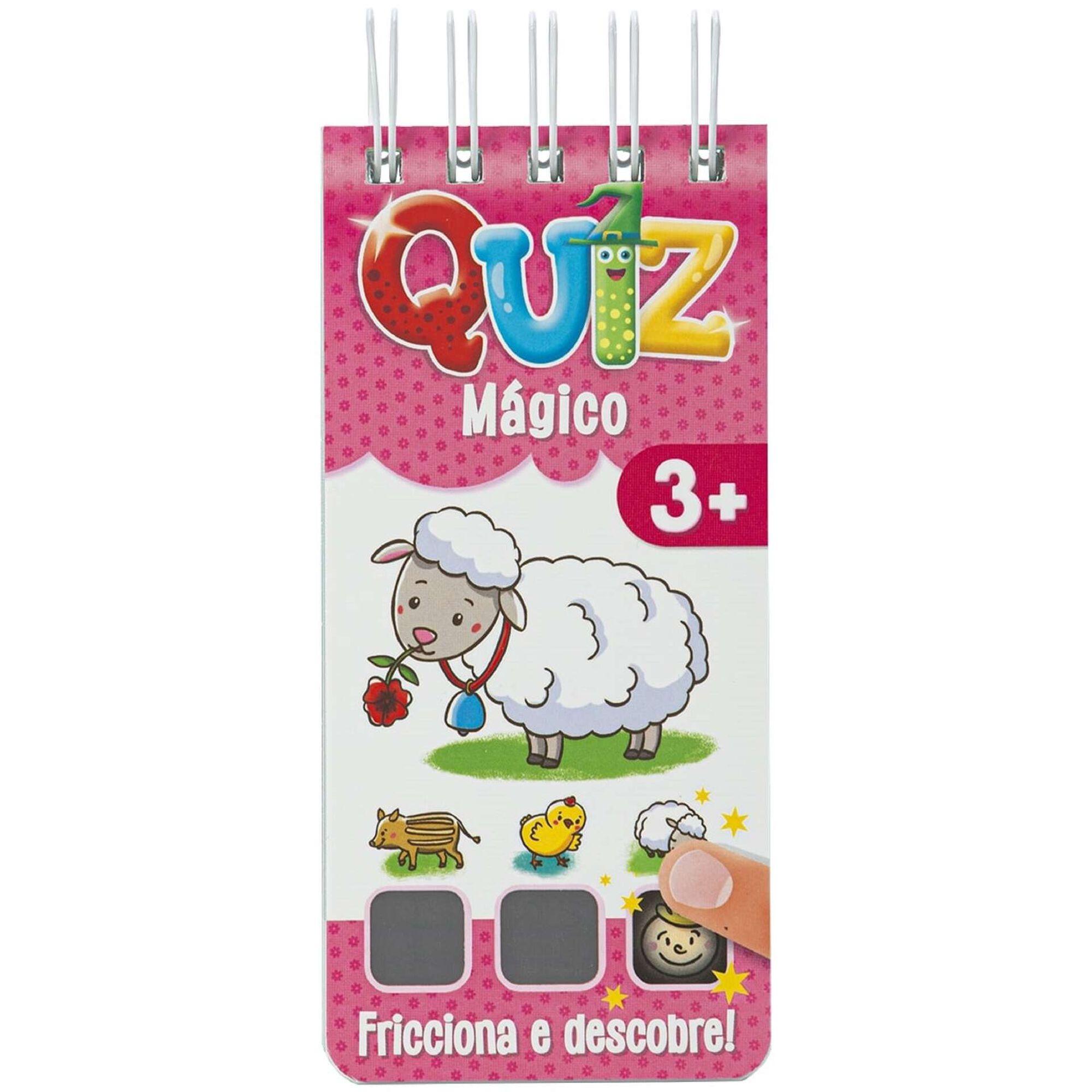 Quiz Mágico 3+