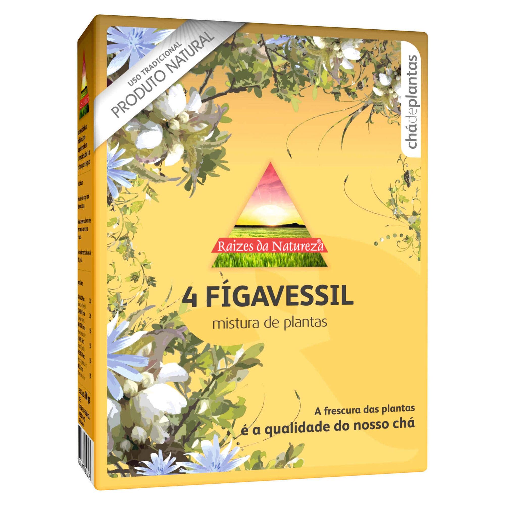 Chá de Plantas Nº4 Figavessil