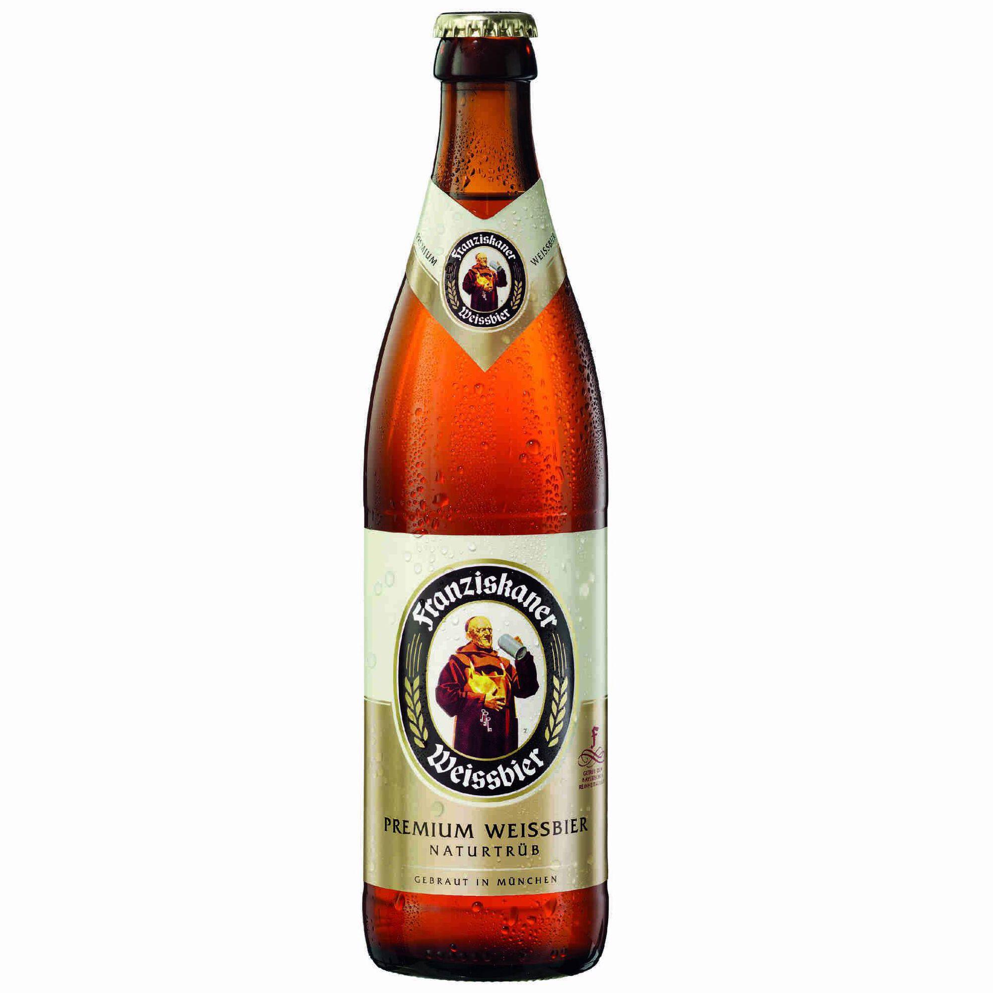 Cerveja com Álcool Weissbier Garrafa