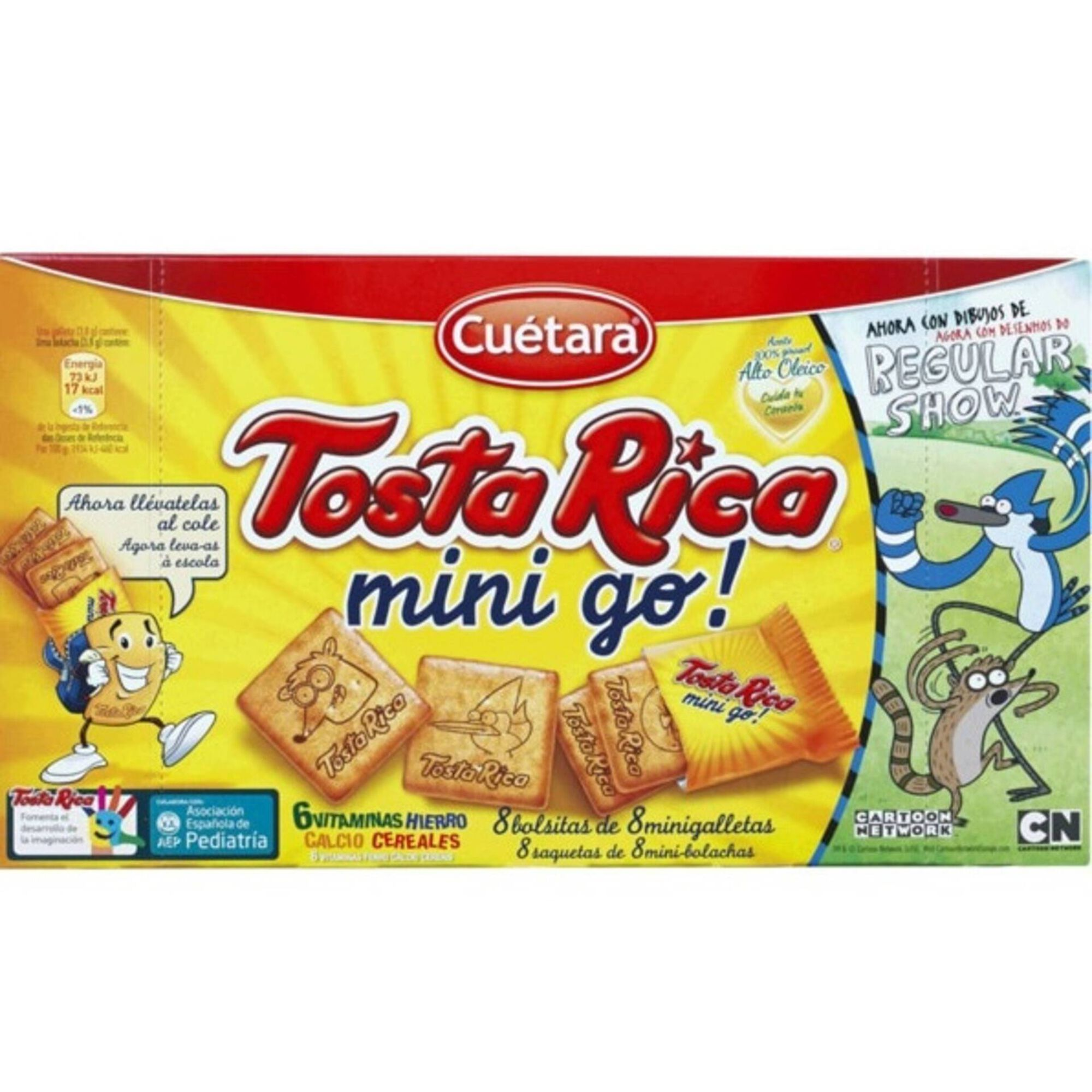 Tosta Rica Mini Go