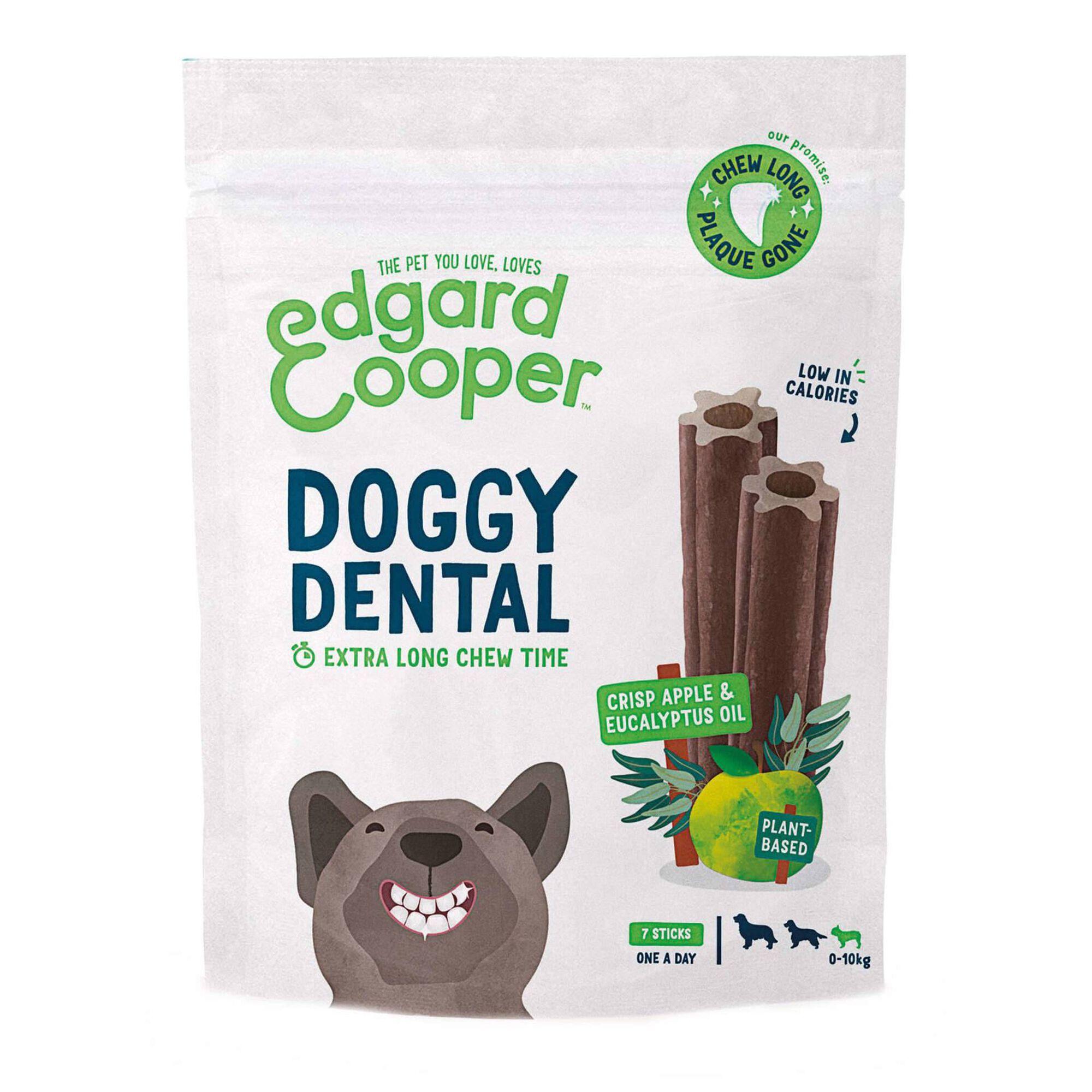 Snack para Cão Mini Dental Maçã e Eucalipto
