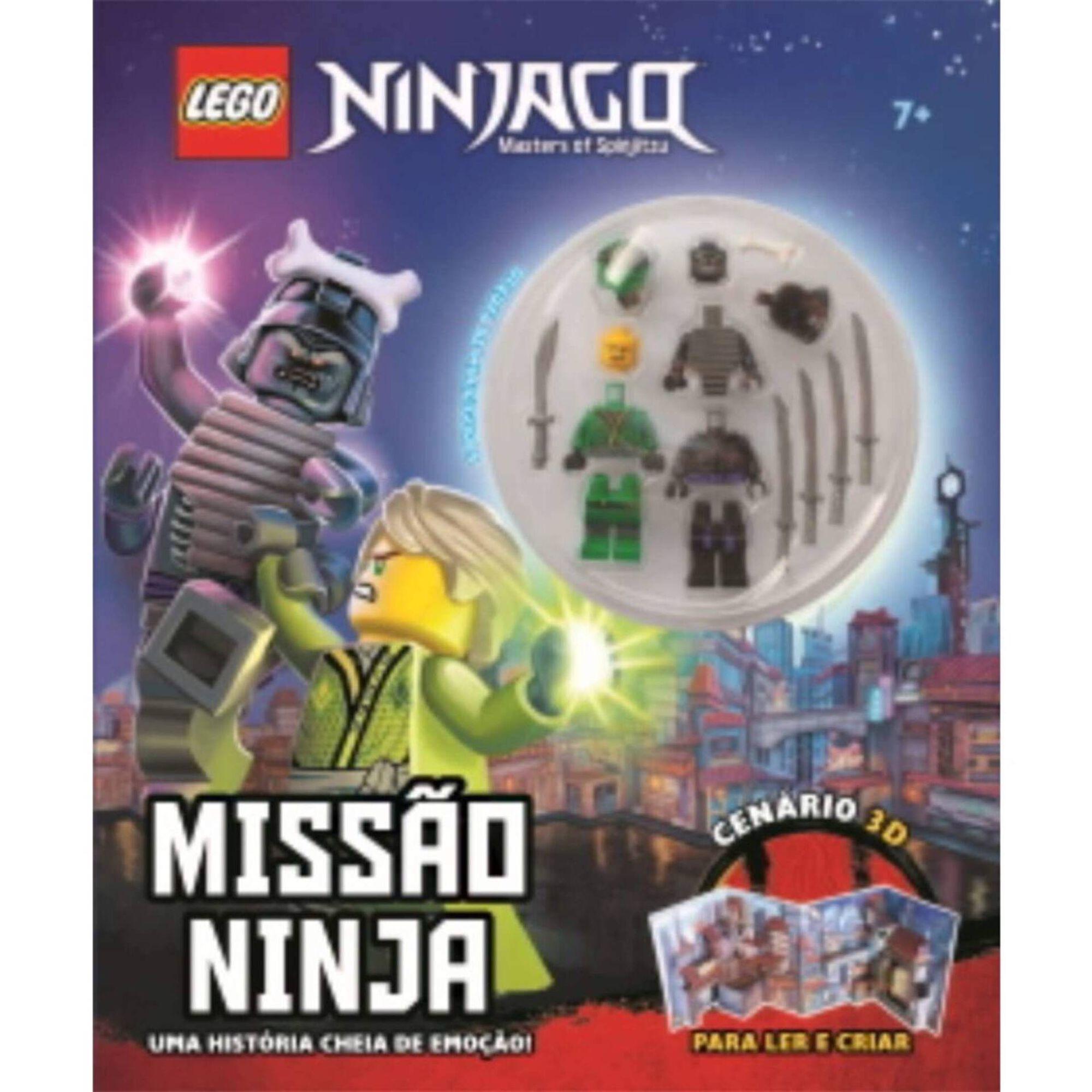 LEGO Ninjago - Missão Ninja