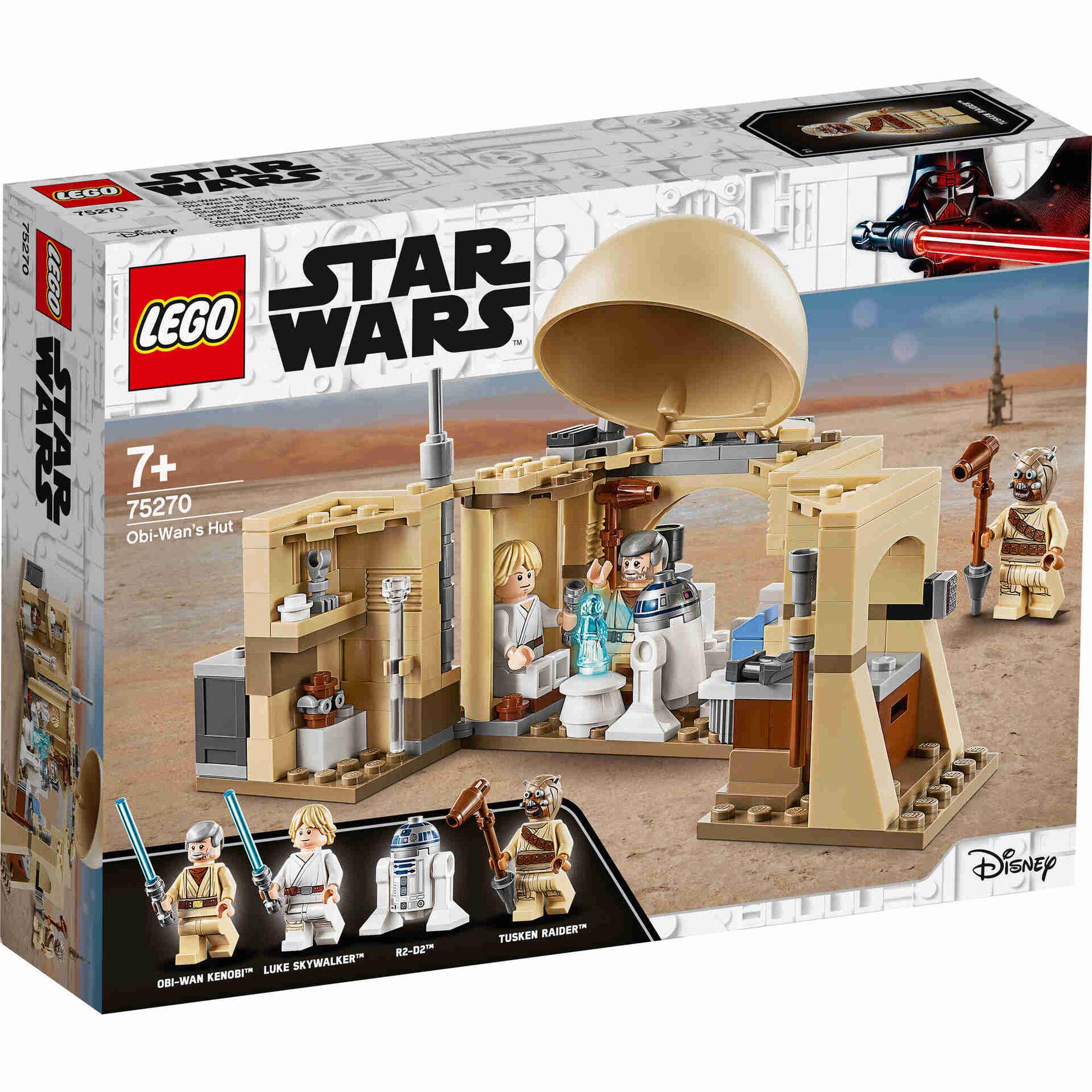 O Acampamento Militar de Obi-Wan - 75270