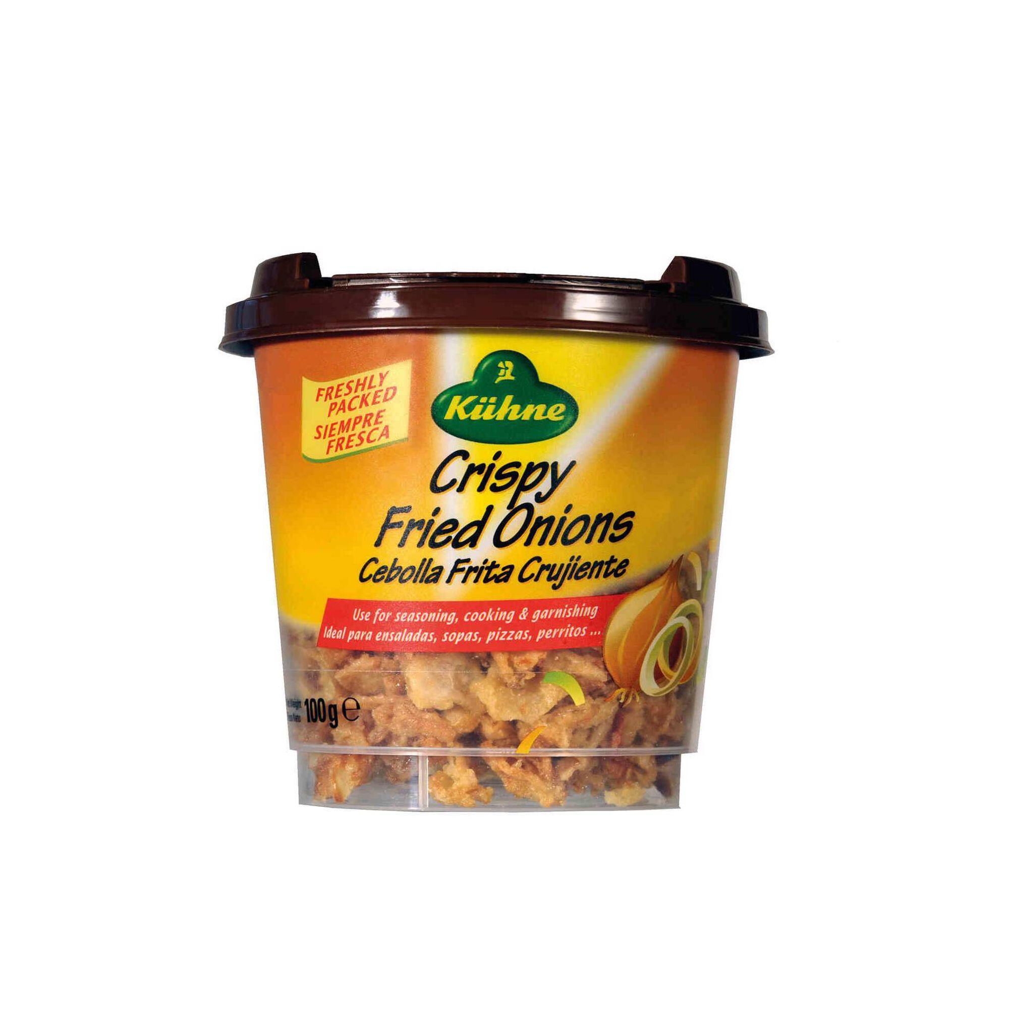 Cebola Frita Crocante