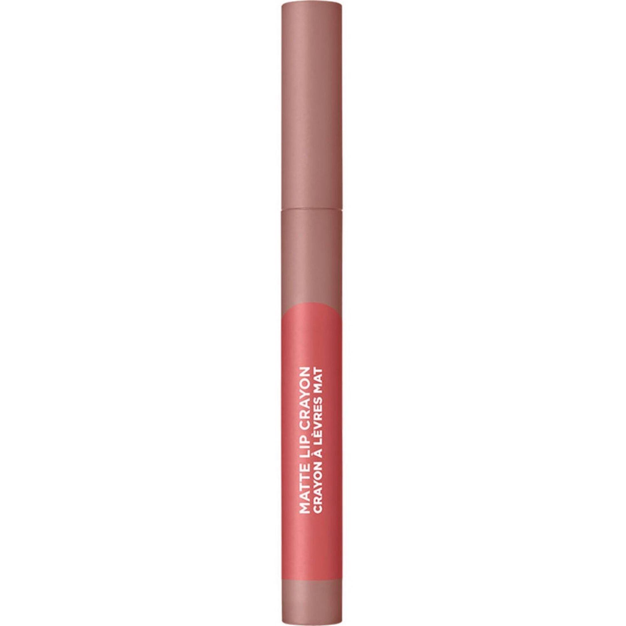 Batom Infaillible Matte Lip Crayon Sweet 105