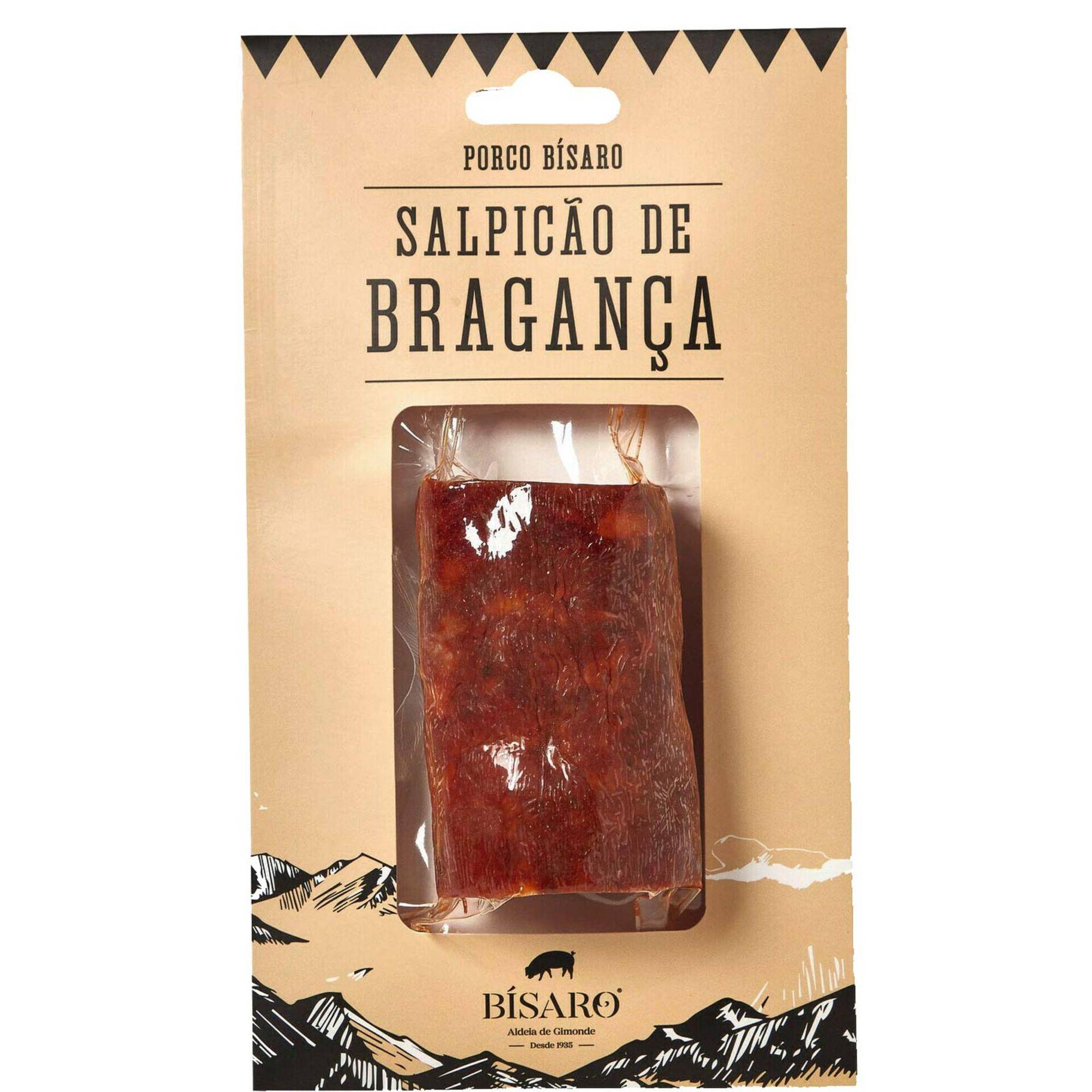 Salpicão de Porco de Bragança