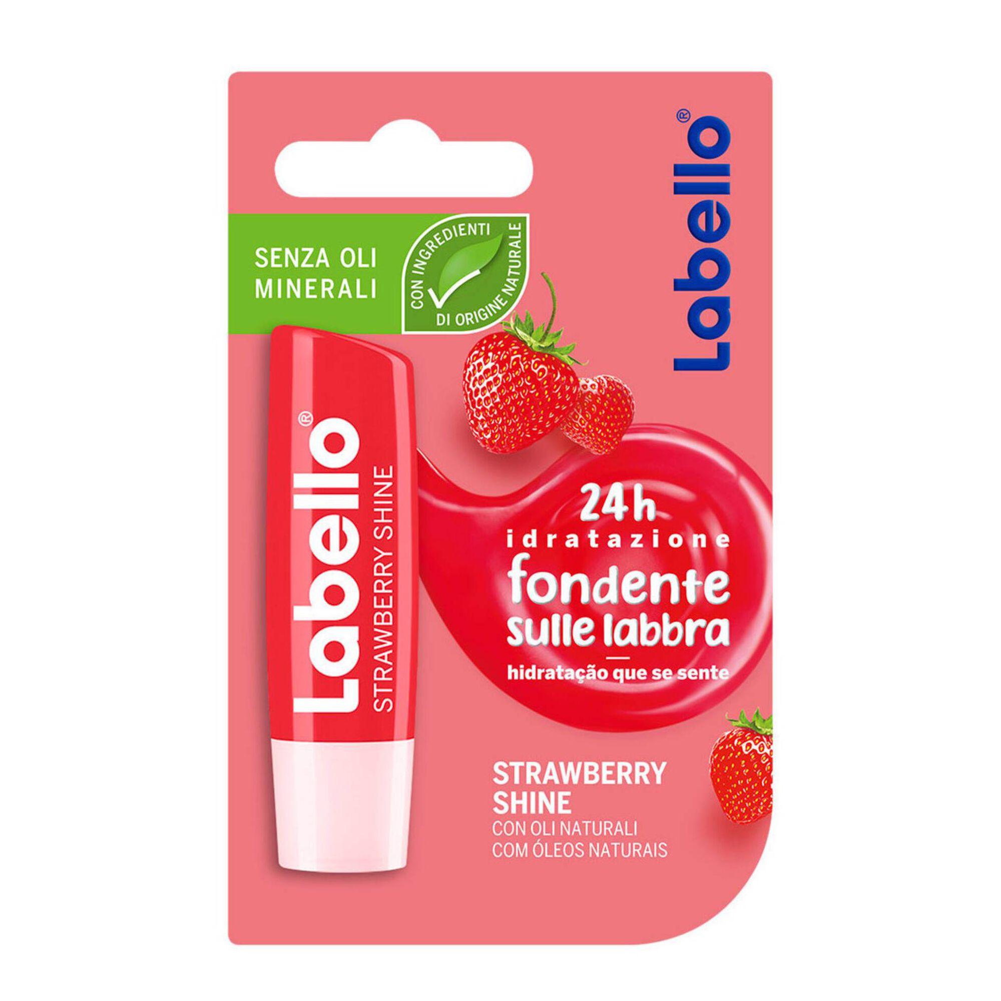 Batom do Cieiro Strawberry Shine