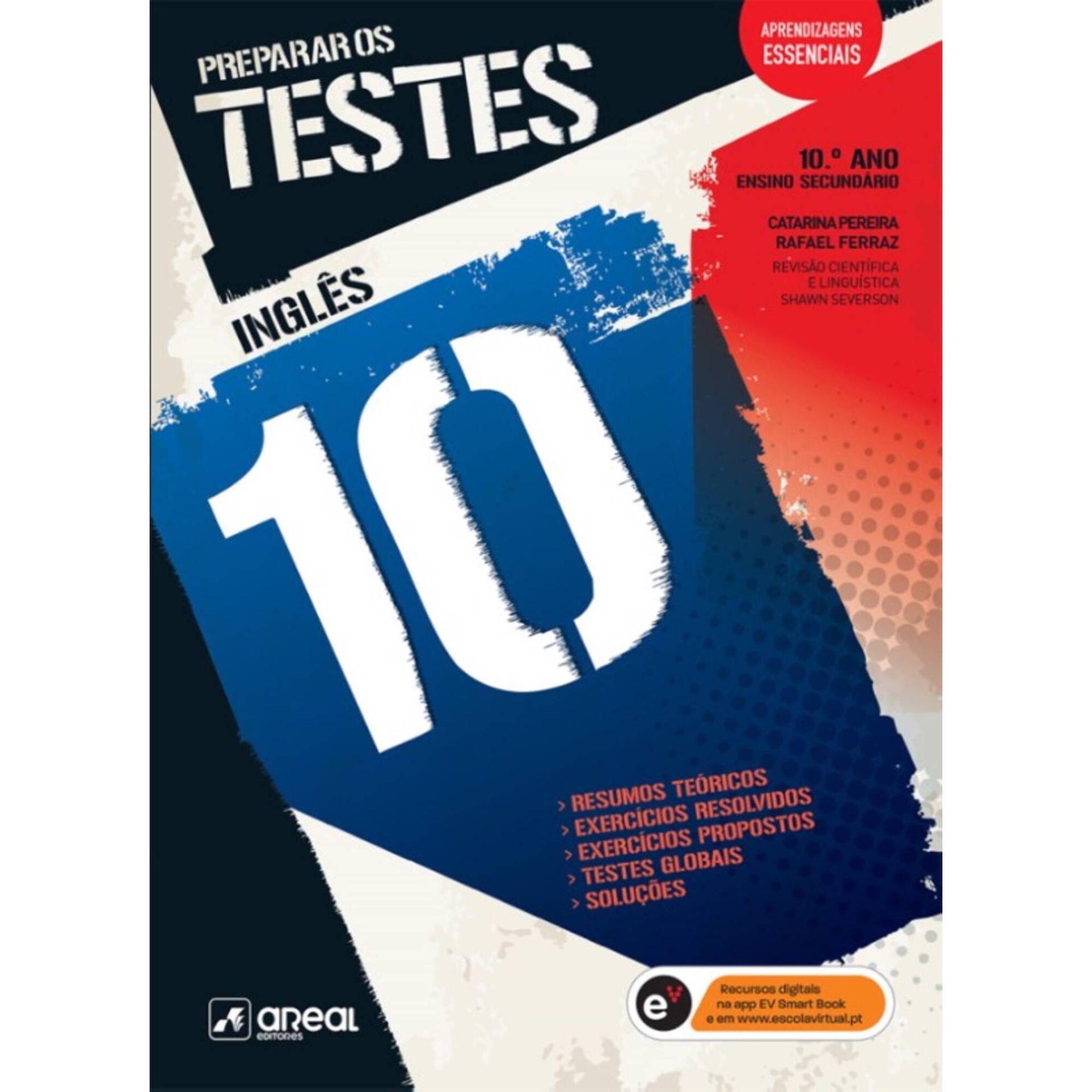 Preparar os Testes - Inglês - 10º Ano