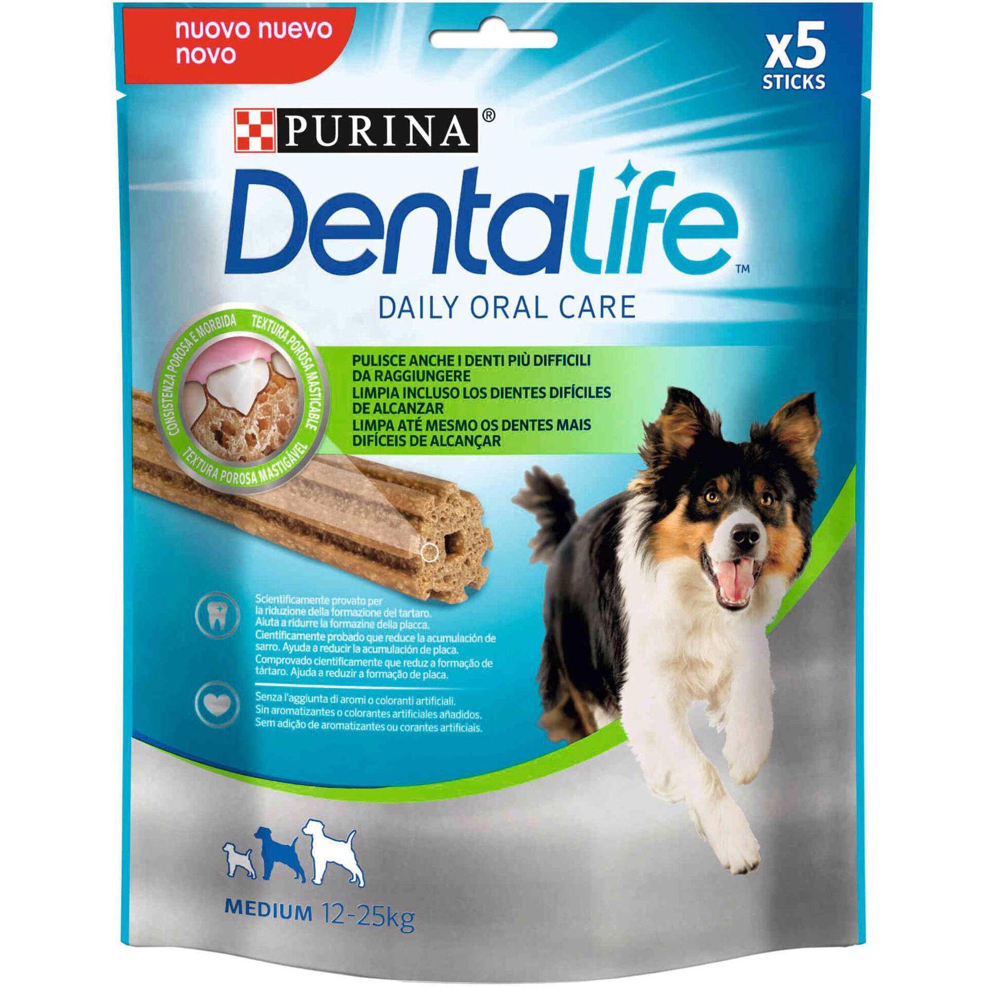 Snack para Cão Médio Higiene Oral Diária, , hi-res