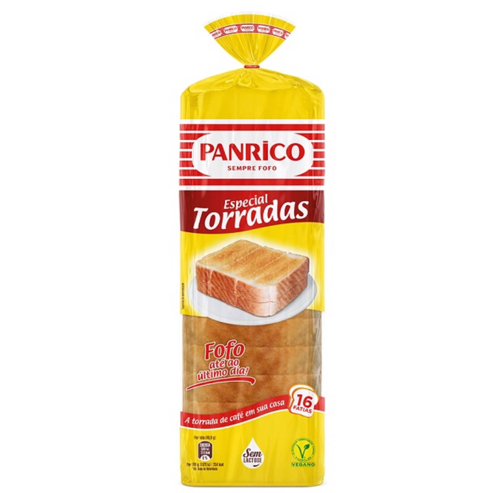 Pão de Forma com Côdea  Especial Torradas