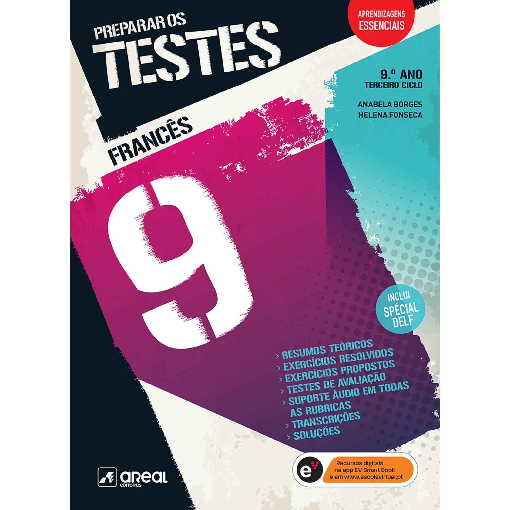 Preparar os Testes - Francês - 9º Ano