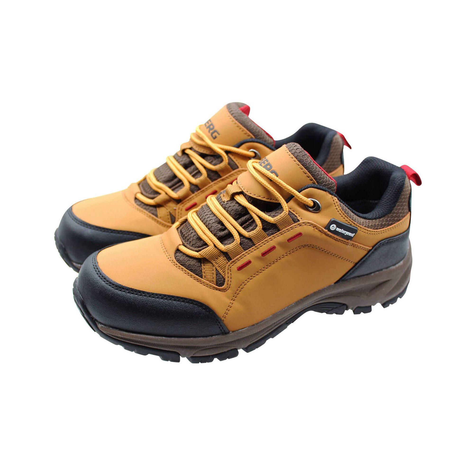 Sapatos Caminhada Impermeáveis Amarelos Grudy