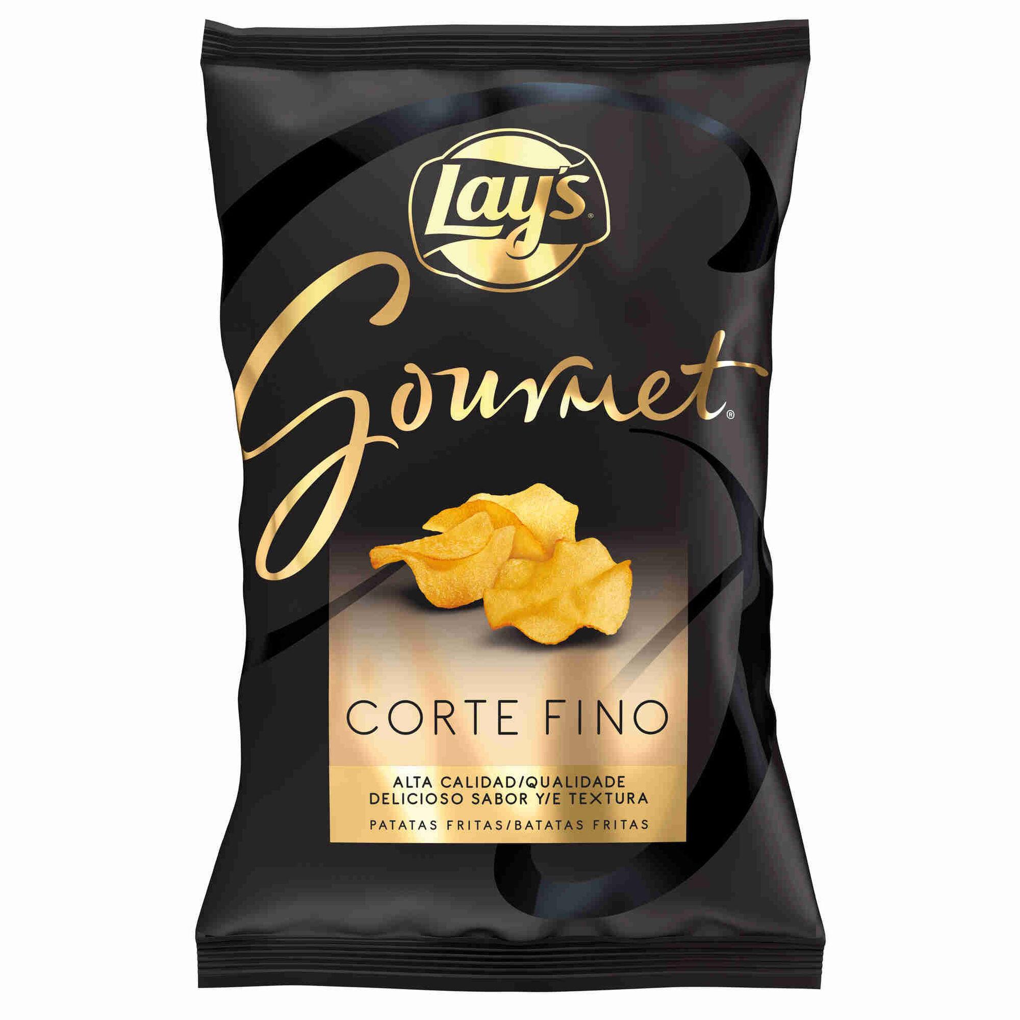 Batata Frita Gourmet Lisa Corte Fino