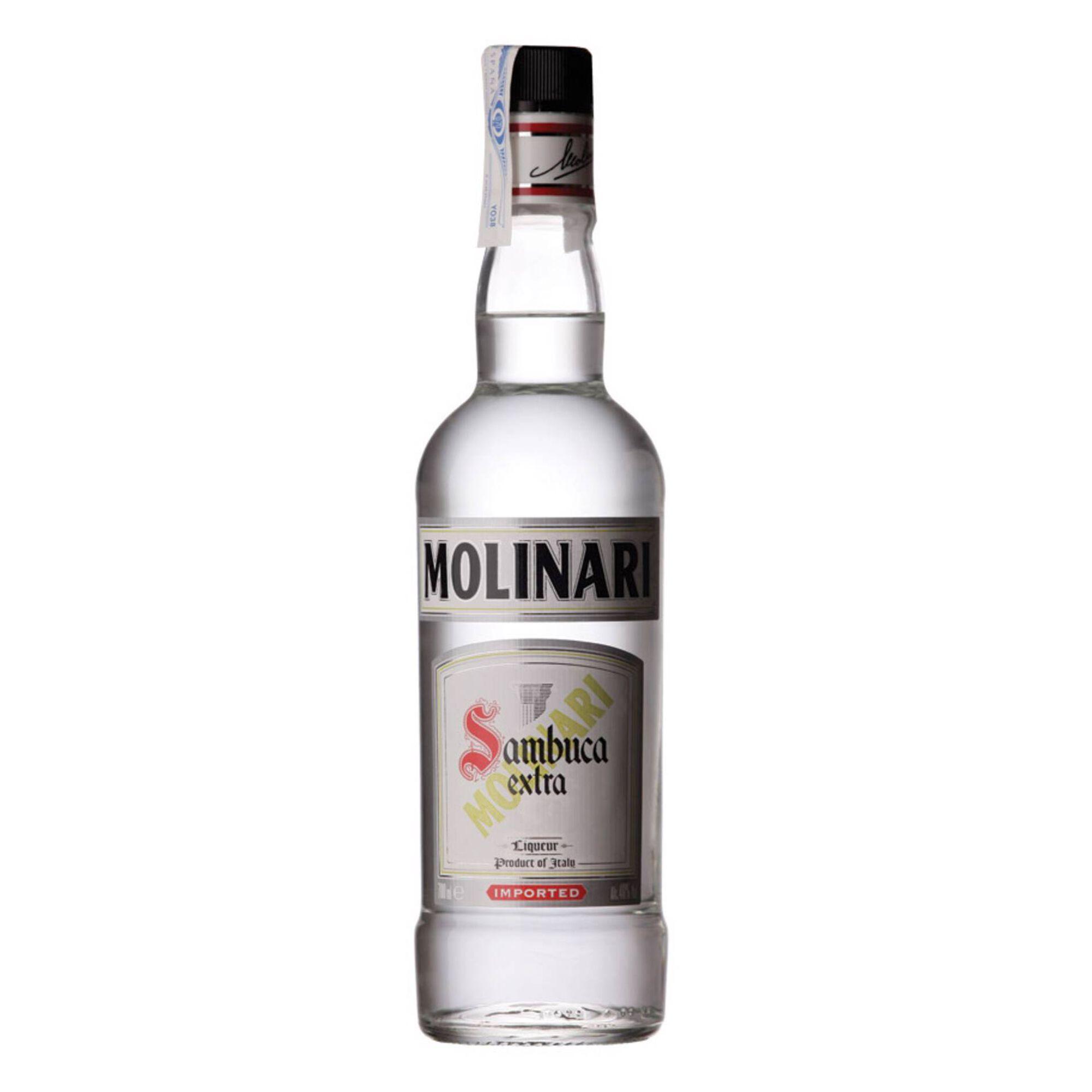Licor Sambuca Molinari Extra