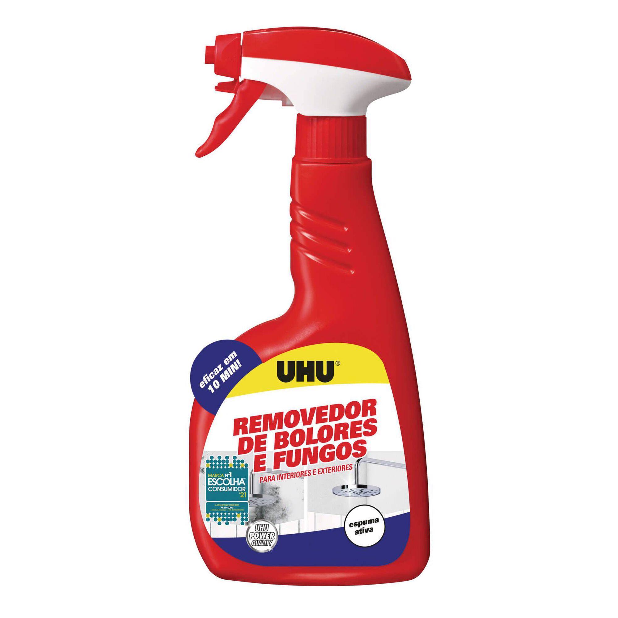 Anti-Bolores e Fungos Spray Interiores e Exteriores