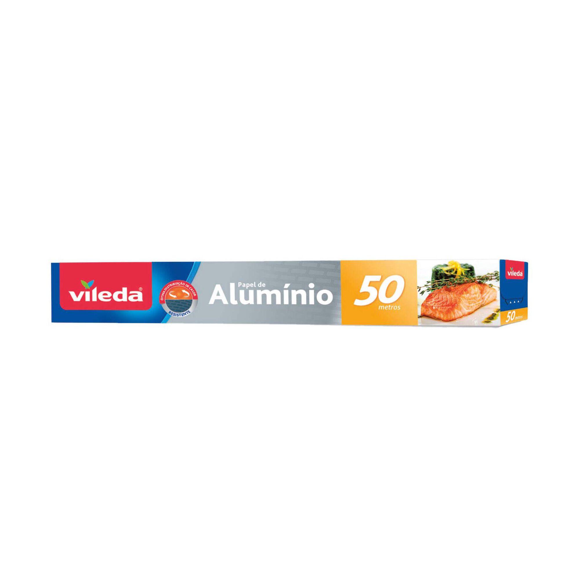 Papel de Alumínio Freshmate 50m