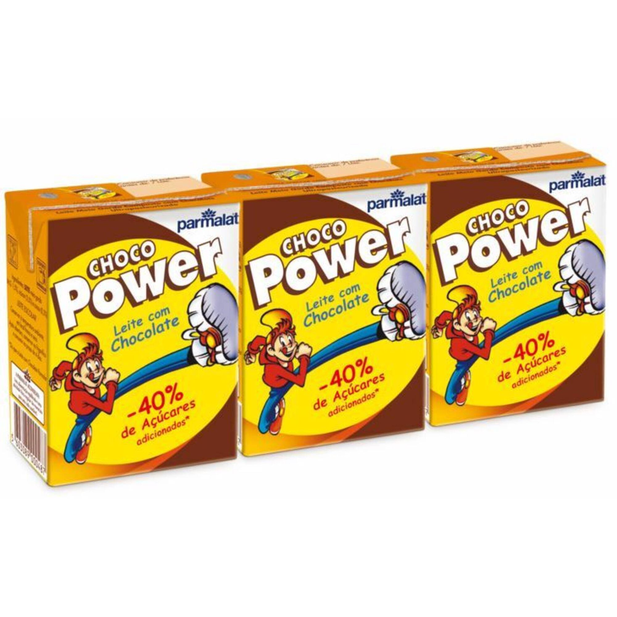 Leite com Chocolate Chocopower
