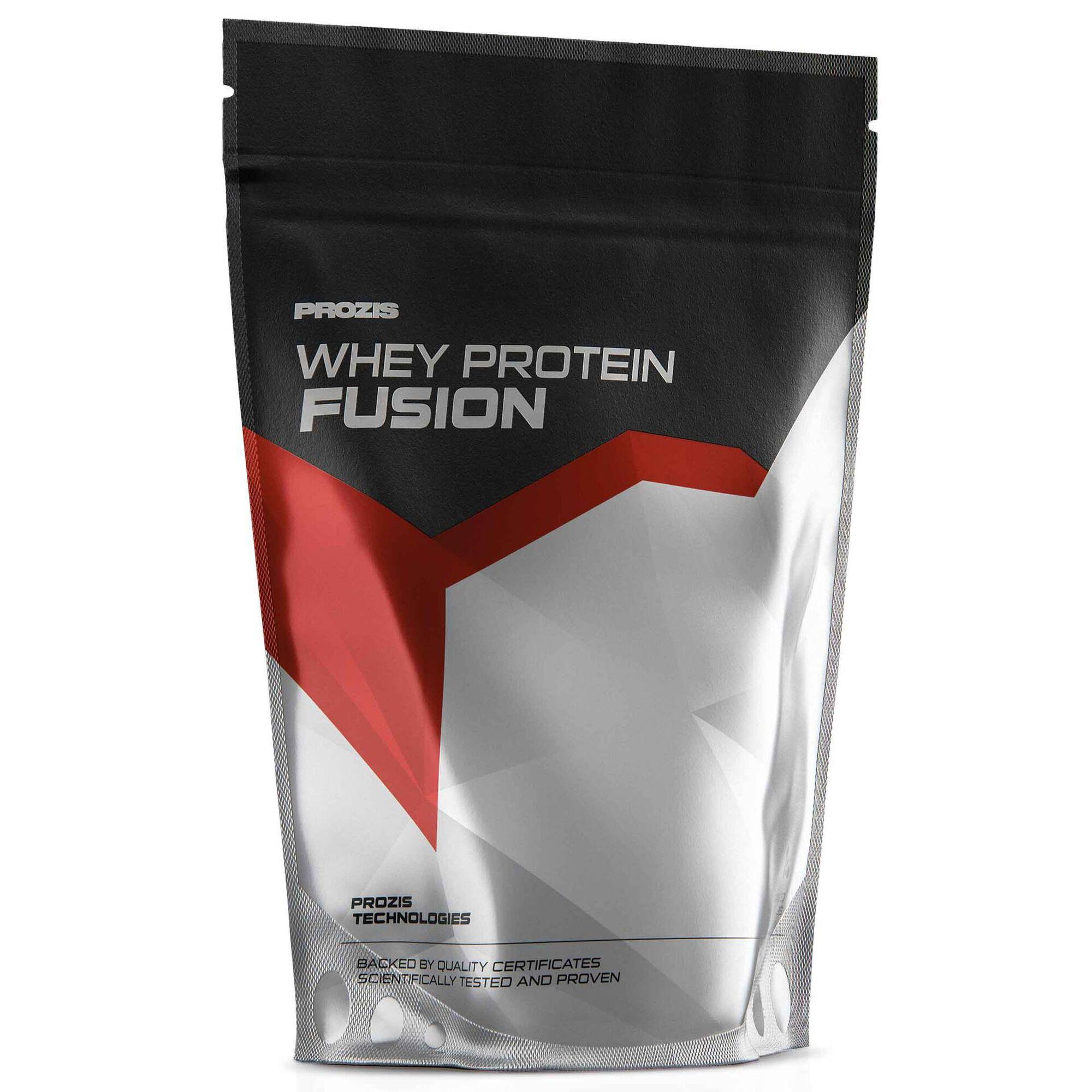 Whey Protein Fusion Bolacha e Nata