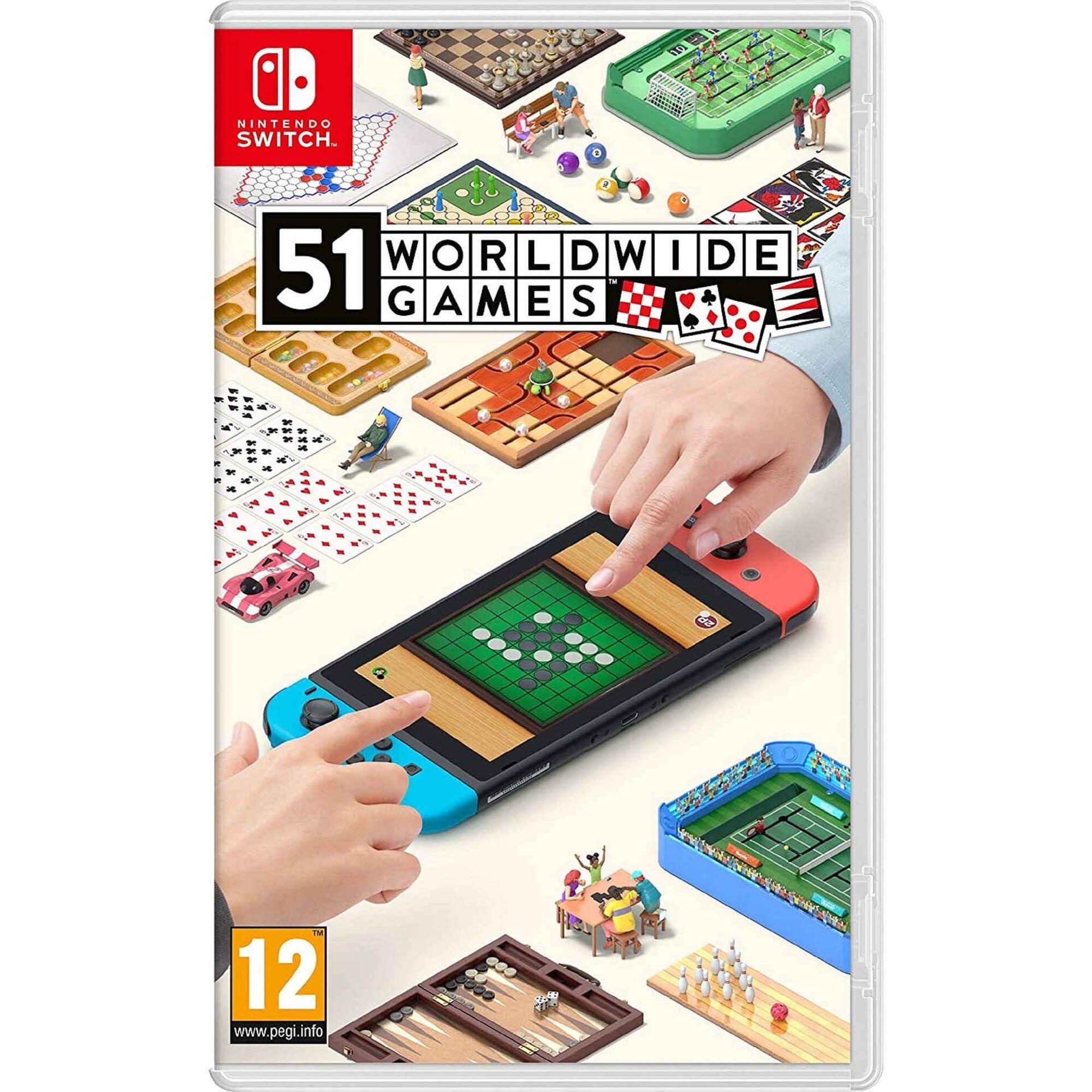 Jogo Nintendo Switch 51 Worldwide Games