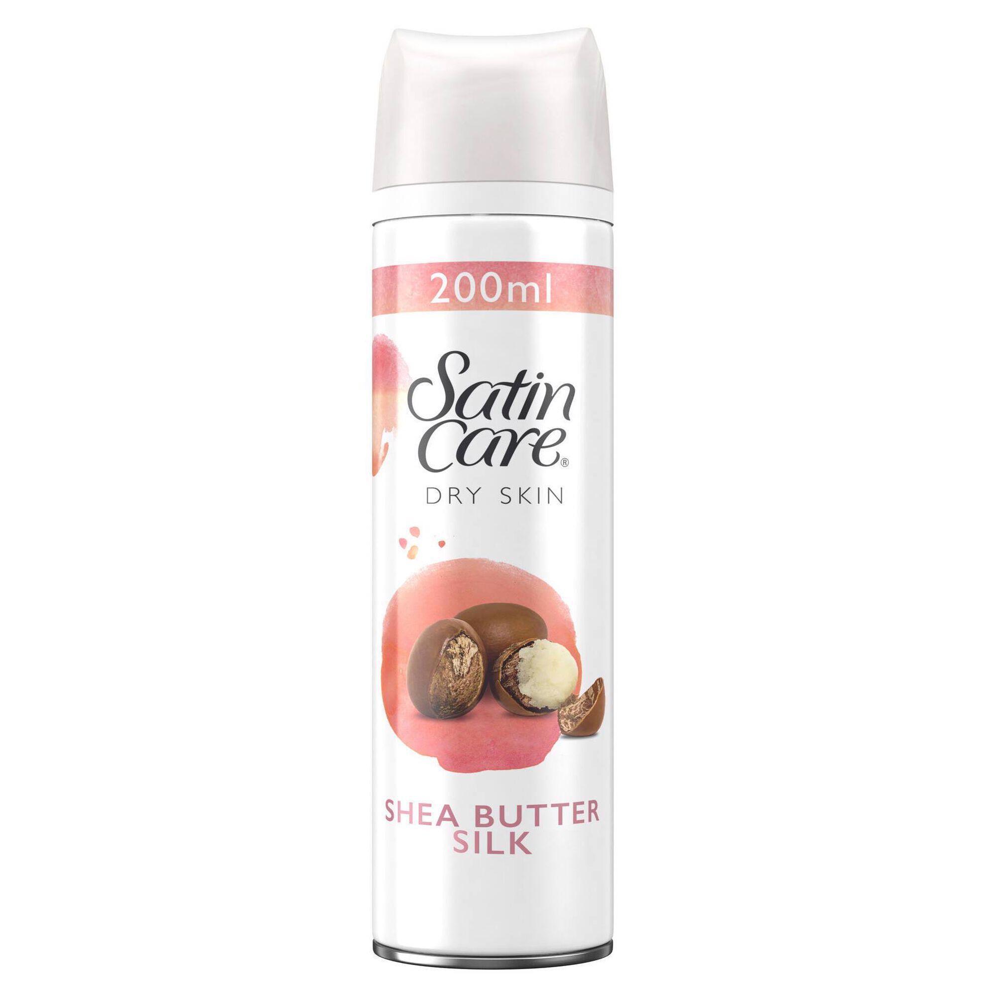 Gel Depilatório Corpo Satin Care Manteiga de Karité
