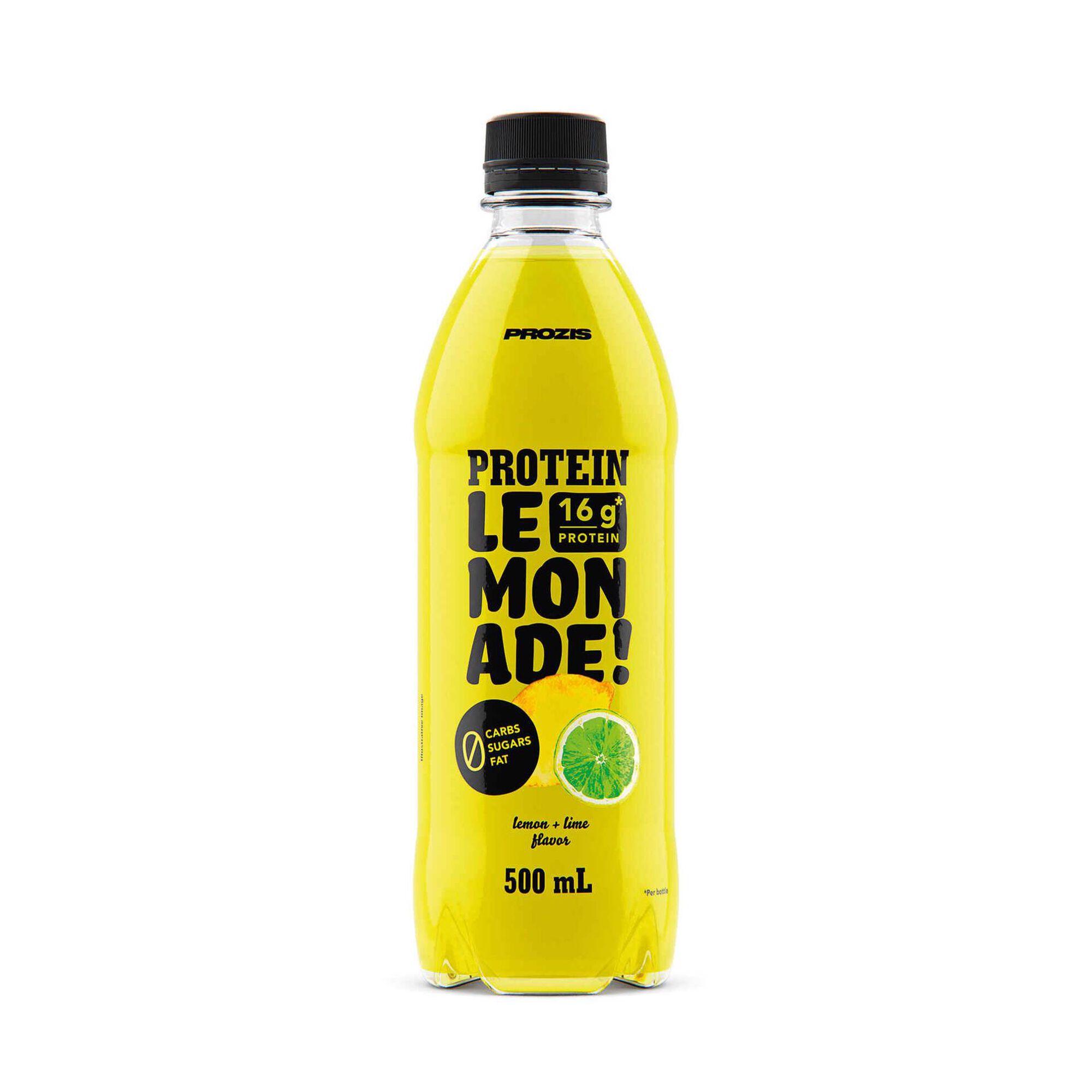 Limonada com Proteína Lima Limão