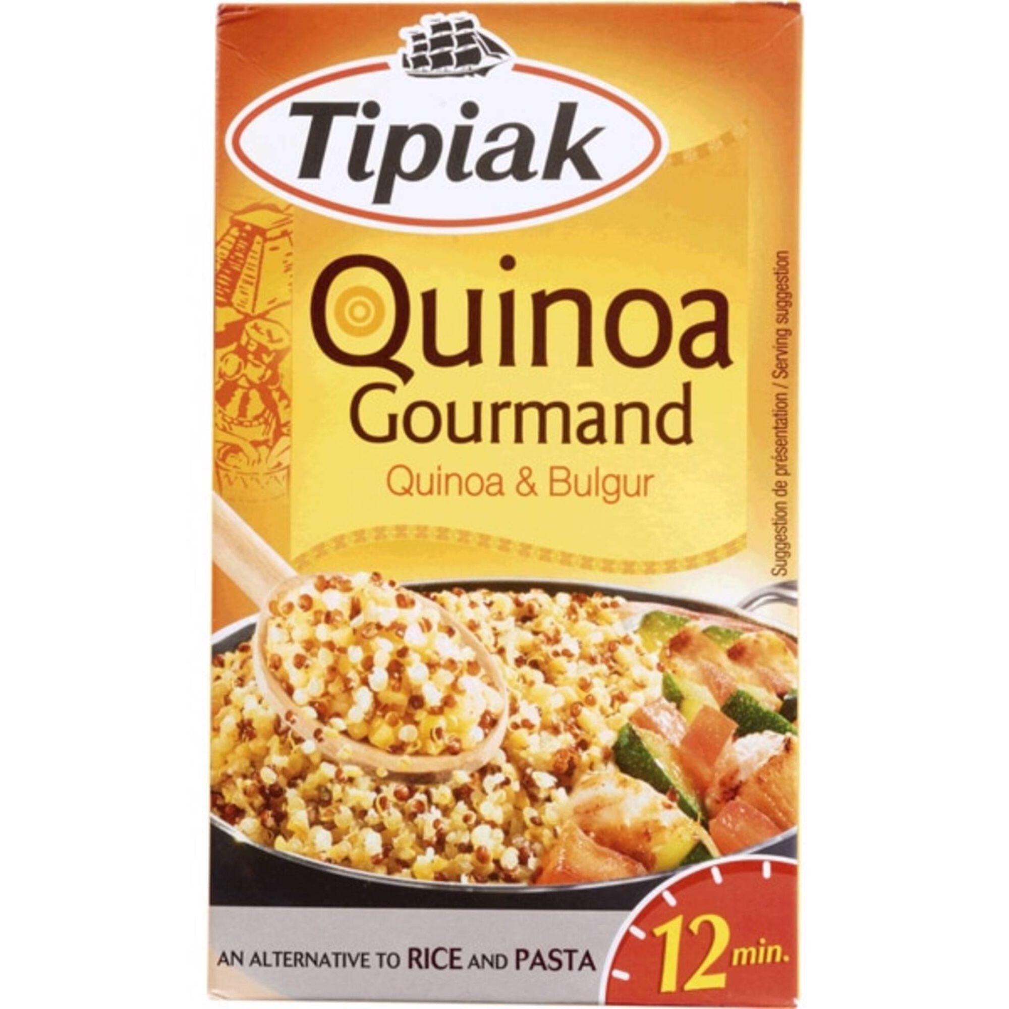 Quinoa Gourmand Quinoa & Bulgur