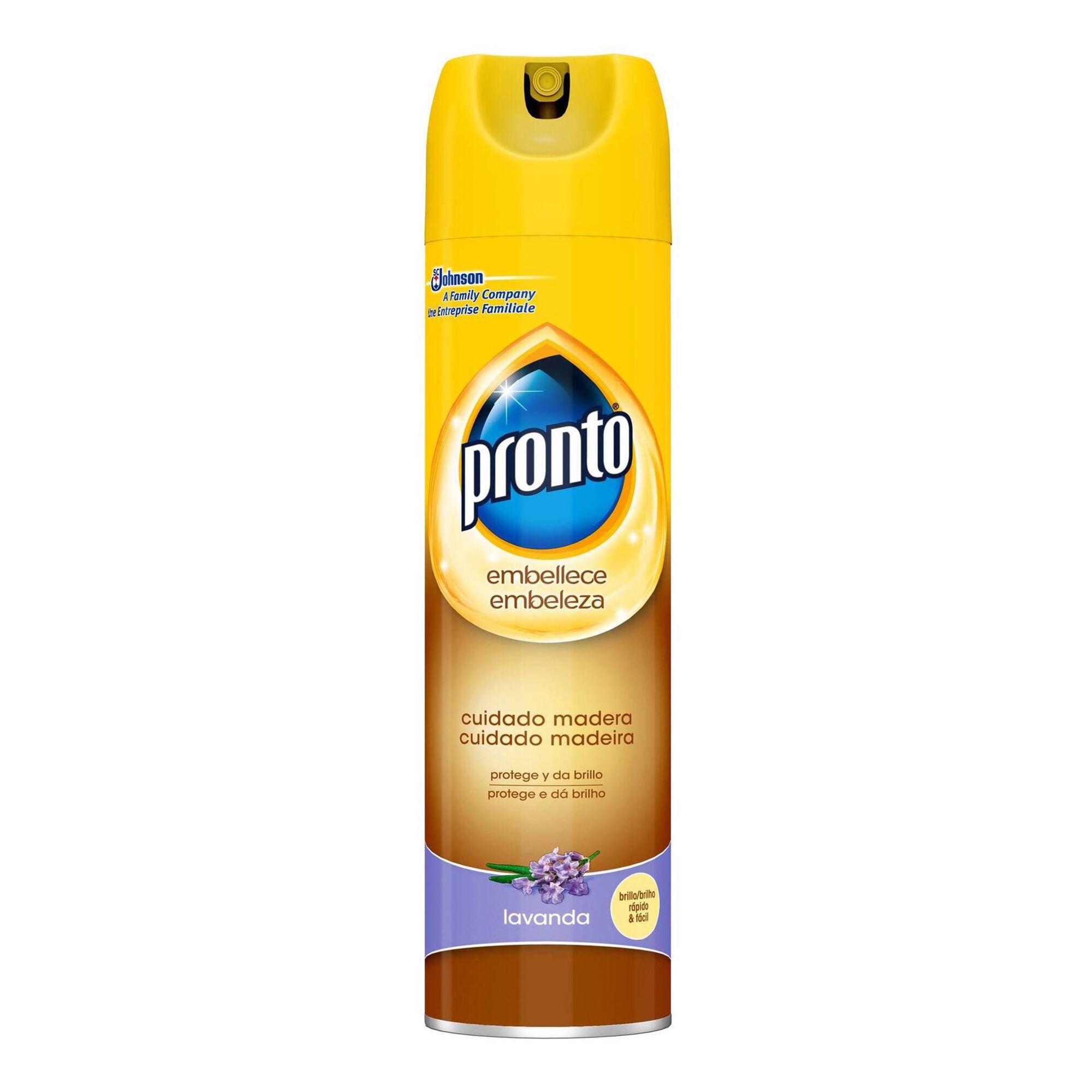 Limpa Móveis Spray Lavanda