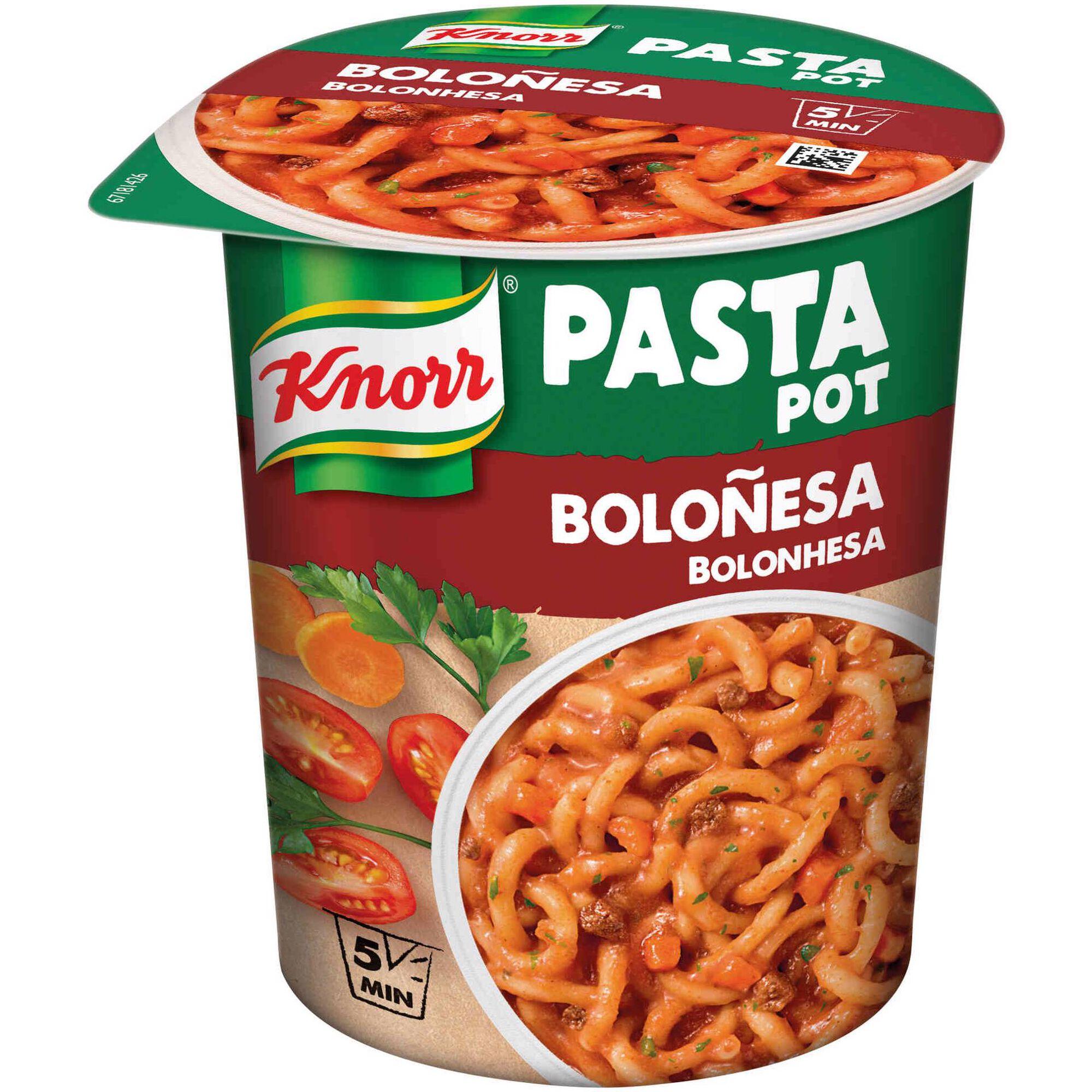 Pasta Bolonhesa Pot