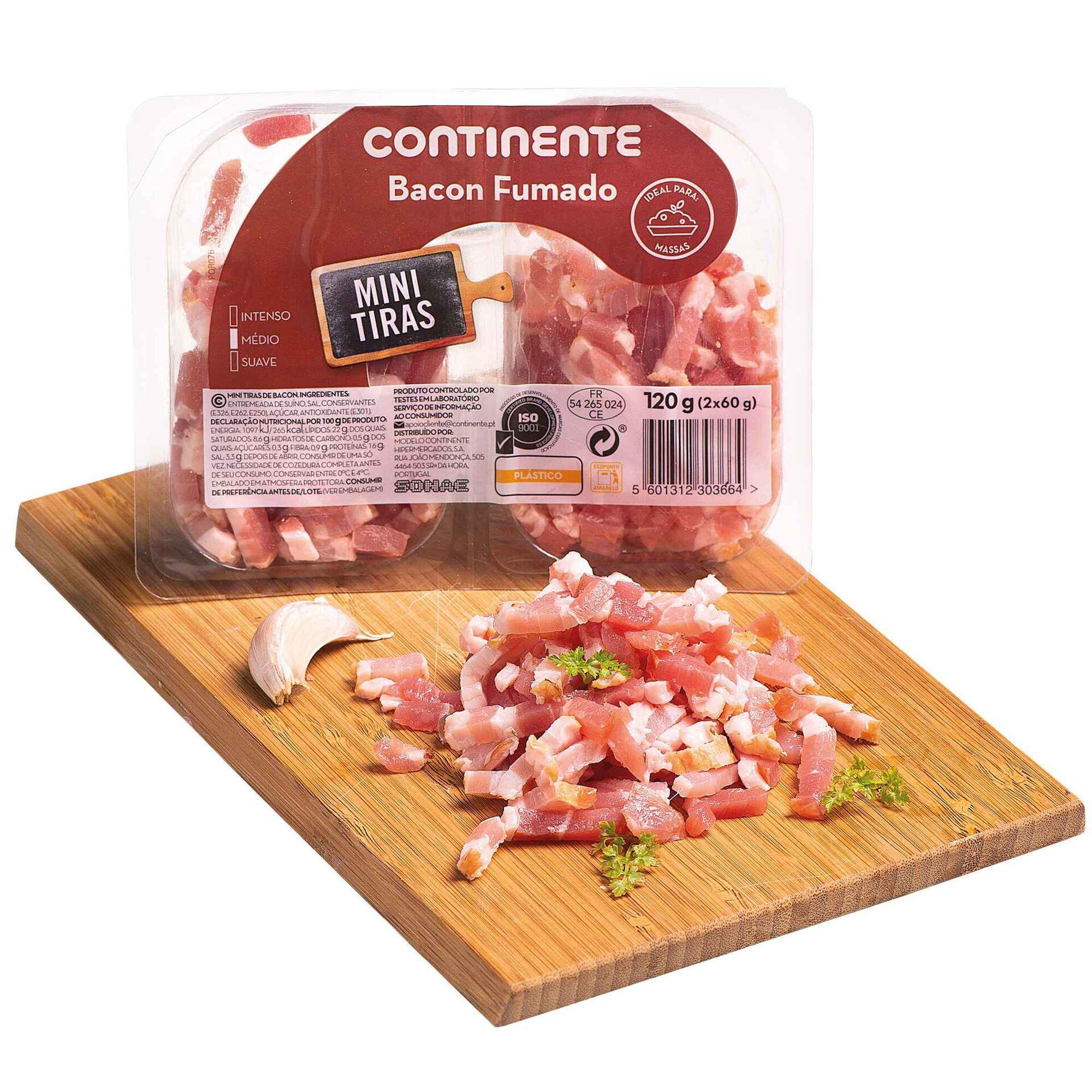 Bacon Tiras