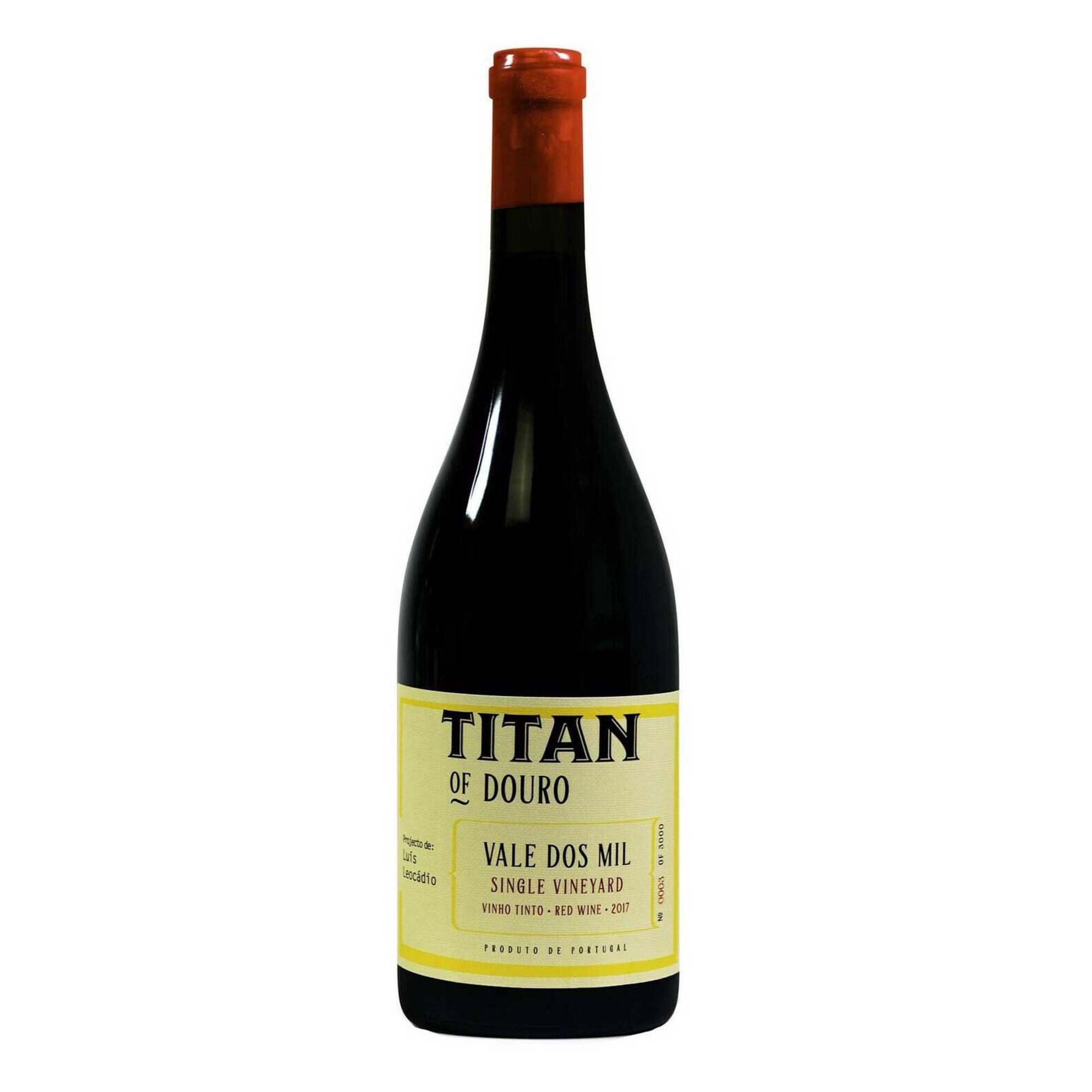 Titan Vale dos Mil DOC Douro Vinho Tinto