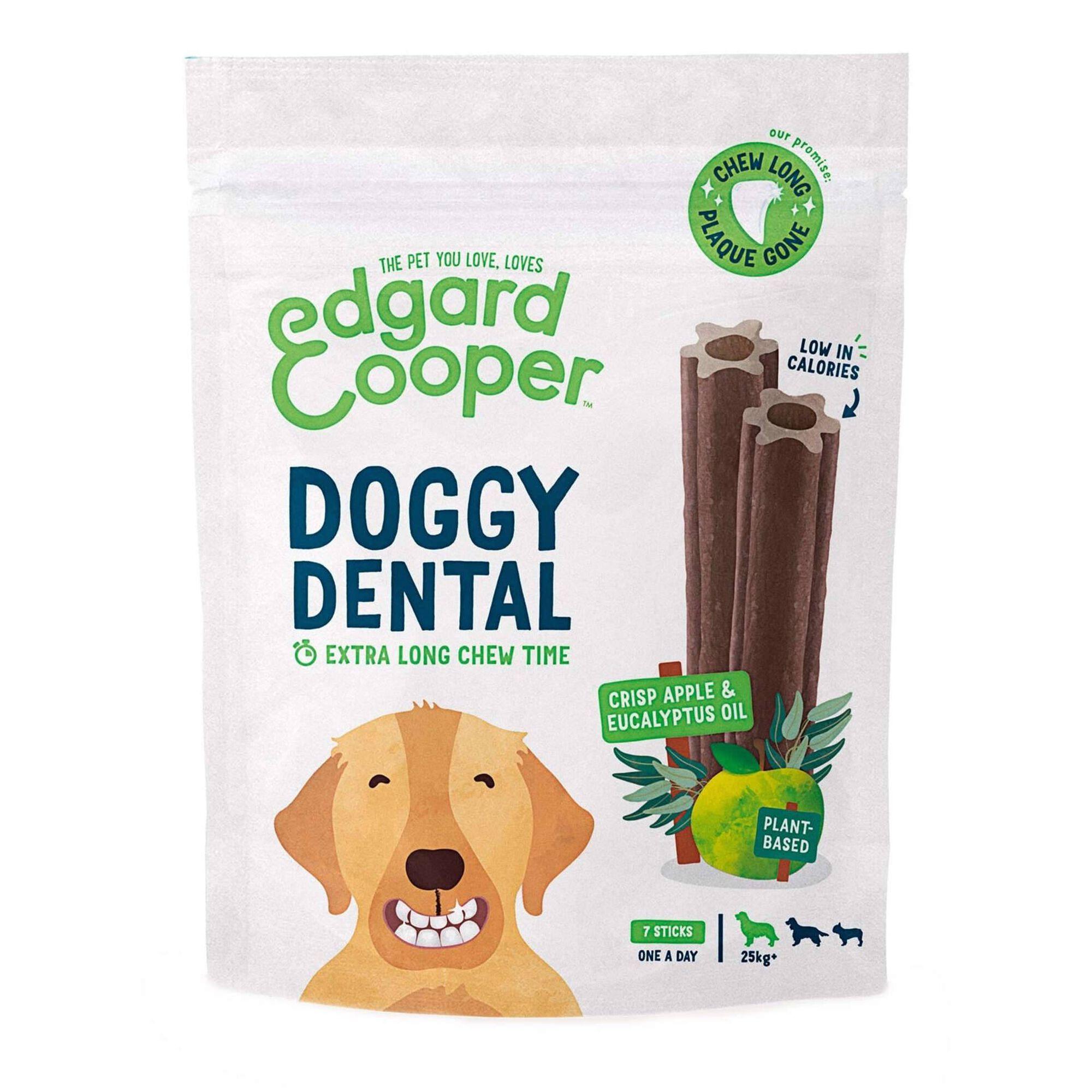 Snack para Cão Maxi Dental Maçã e Eucalipto