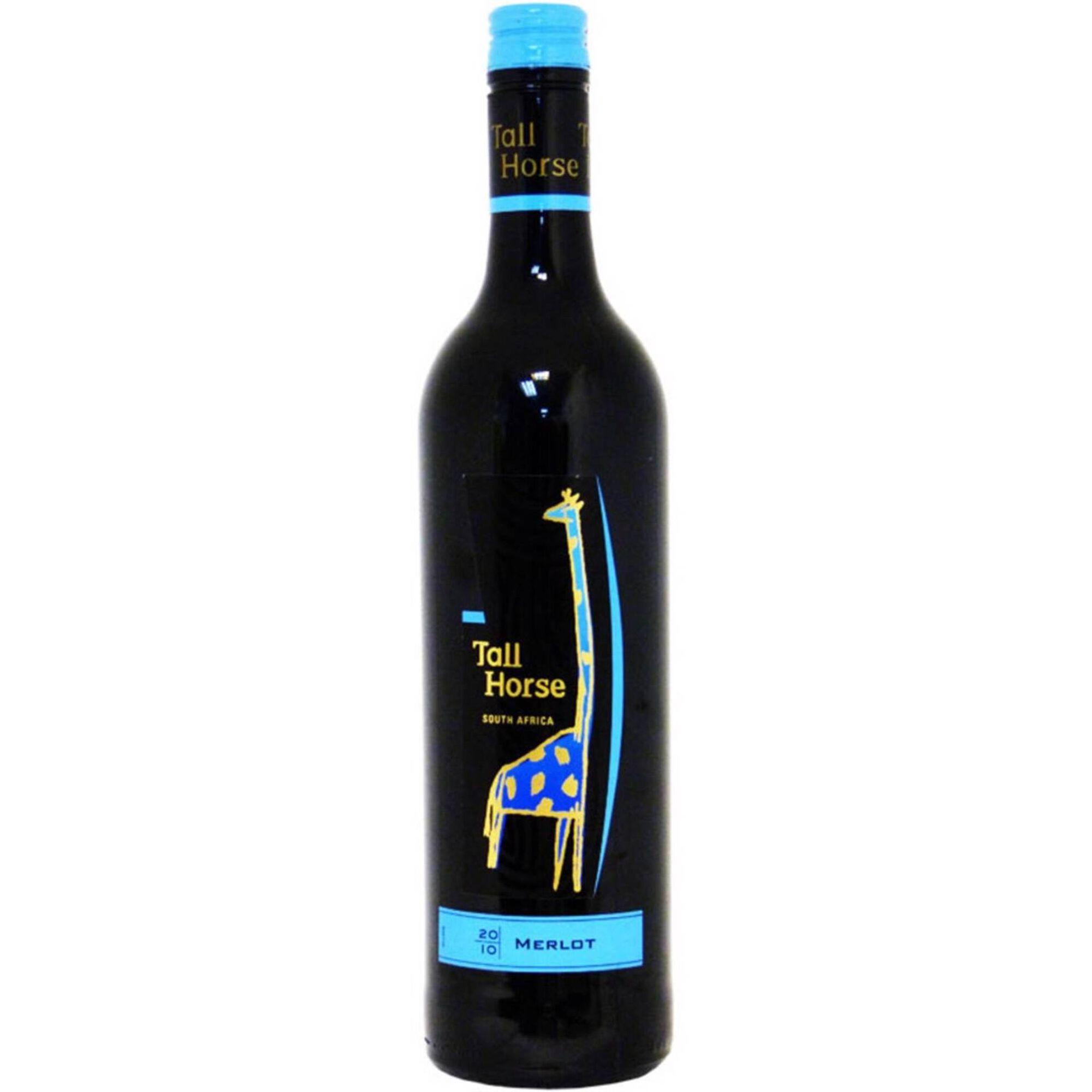 Tall Horse Merlot África Sul Vinho Tinto