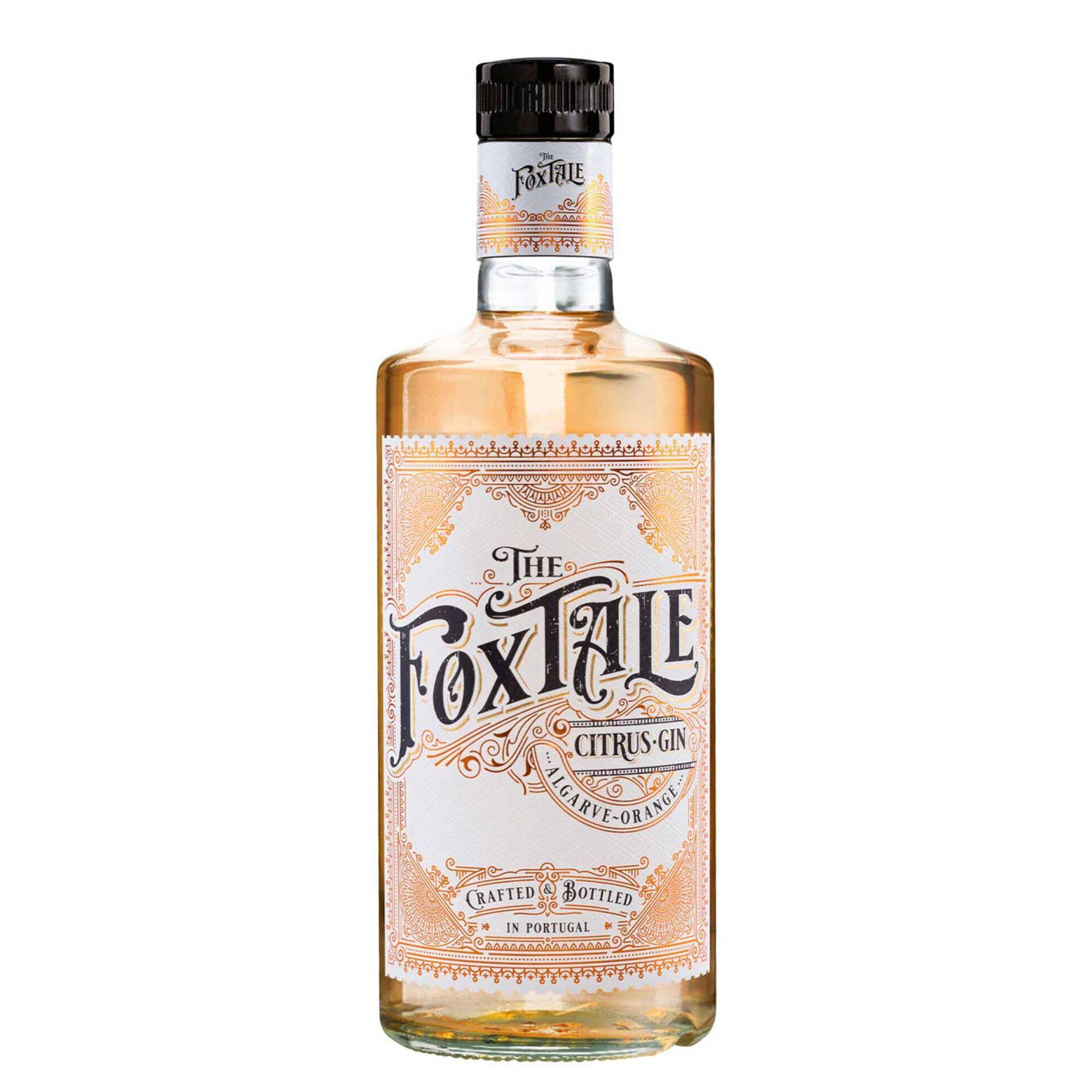 Gin The Foxtale Citrus