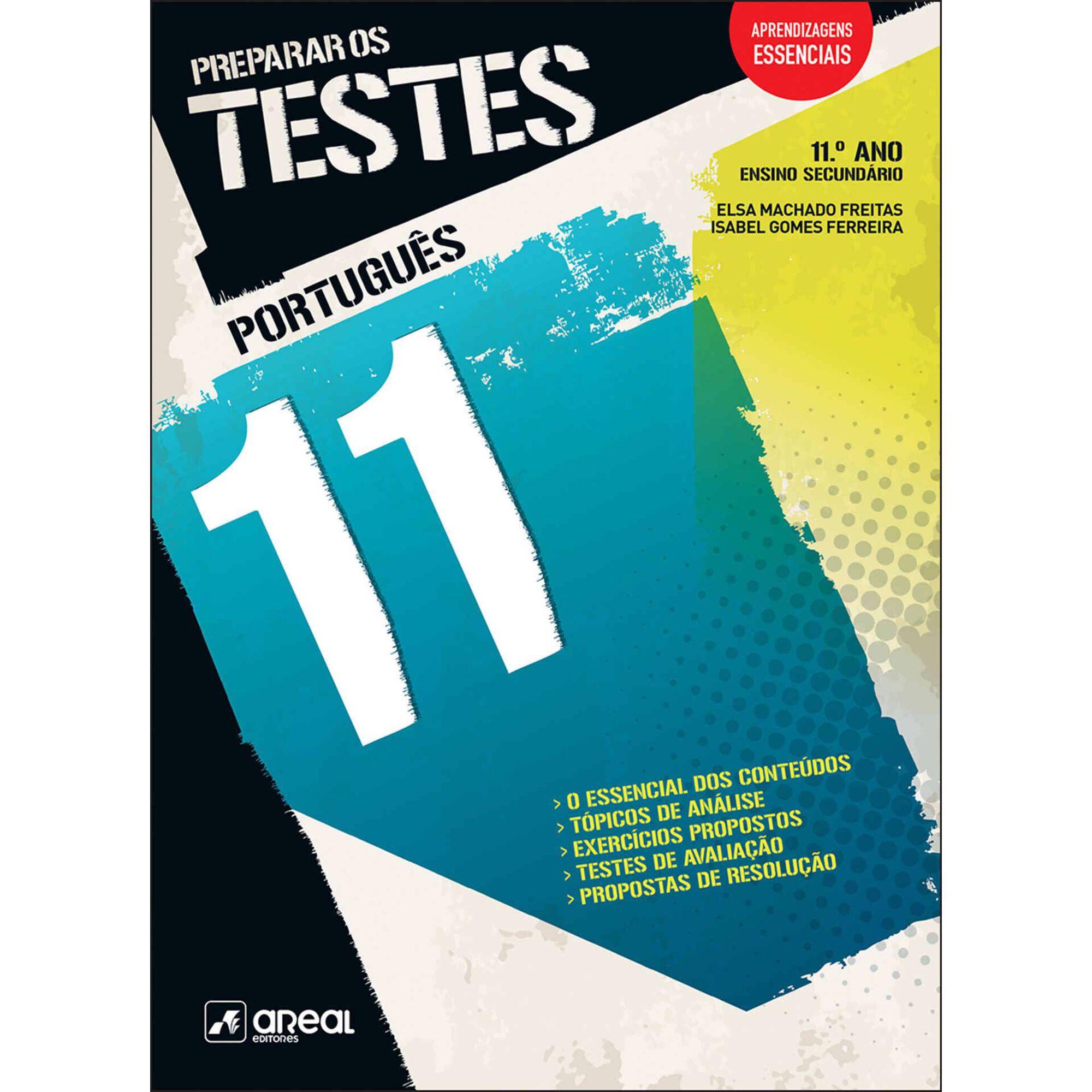 Preparar os Testes - Português - 11º Ano