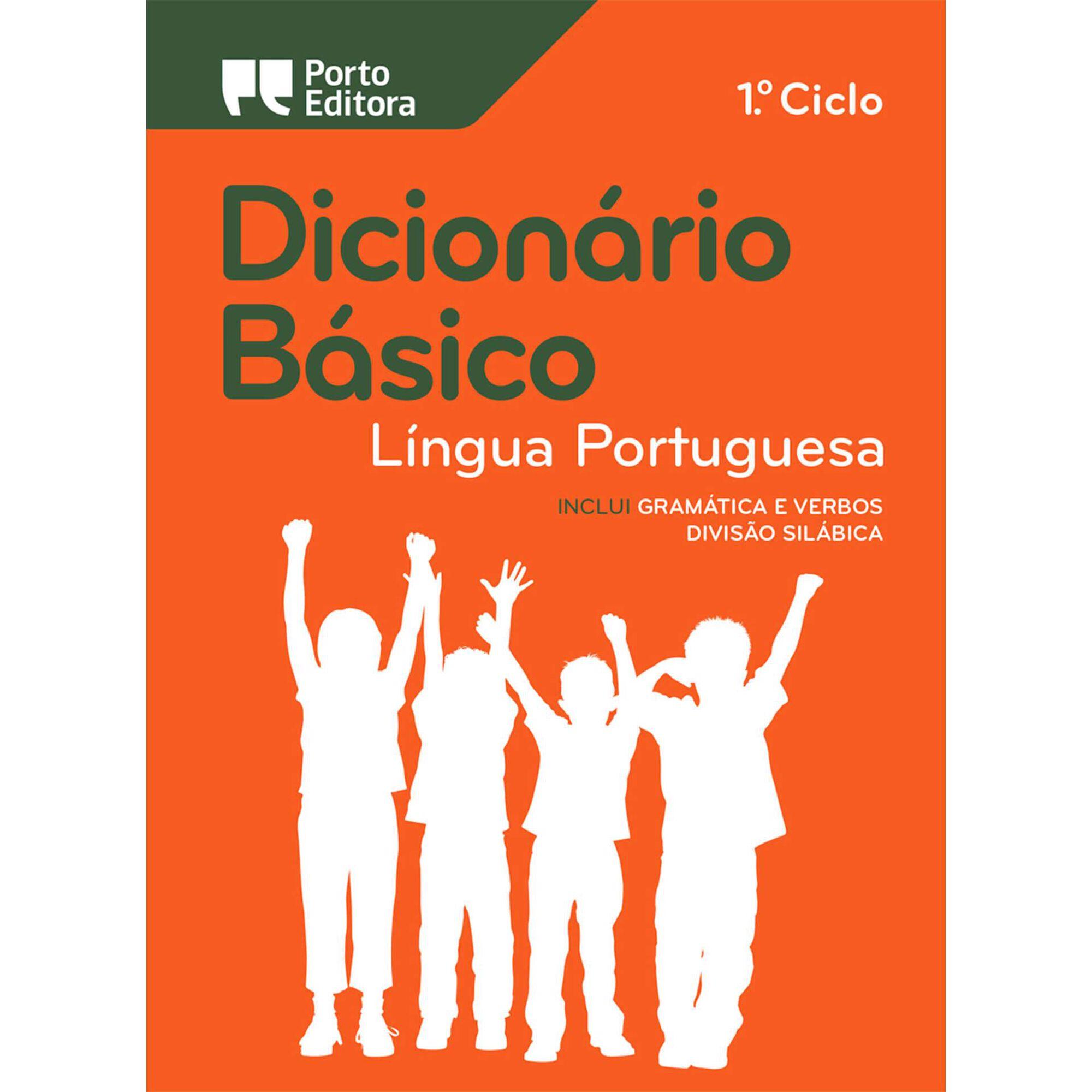 Dicionário Básico Língua Portuguesa