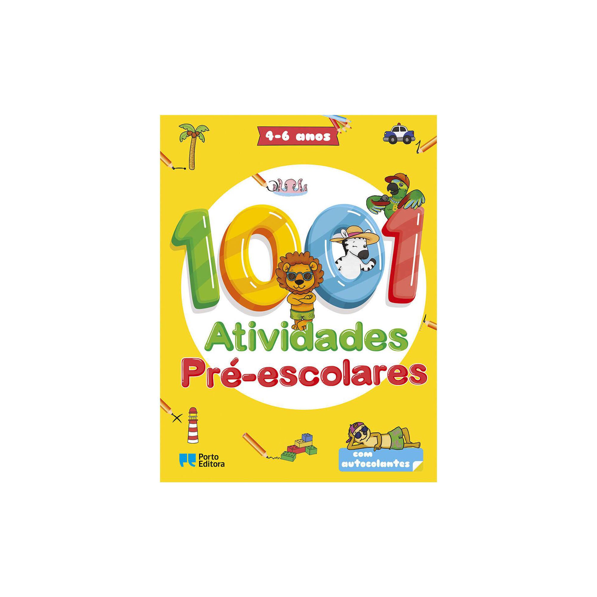 1001 Atividades Pré-escolares