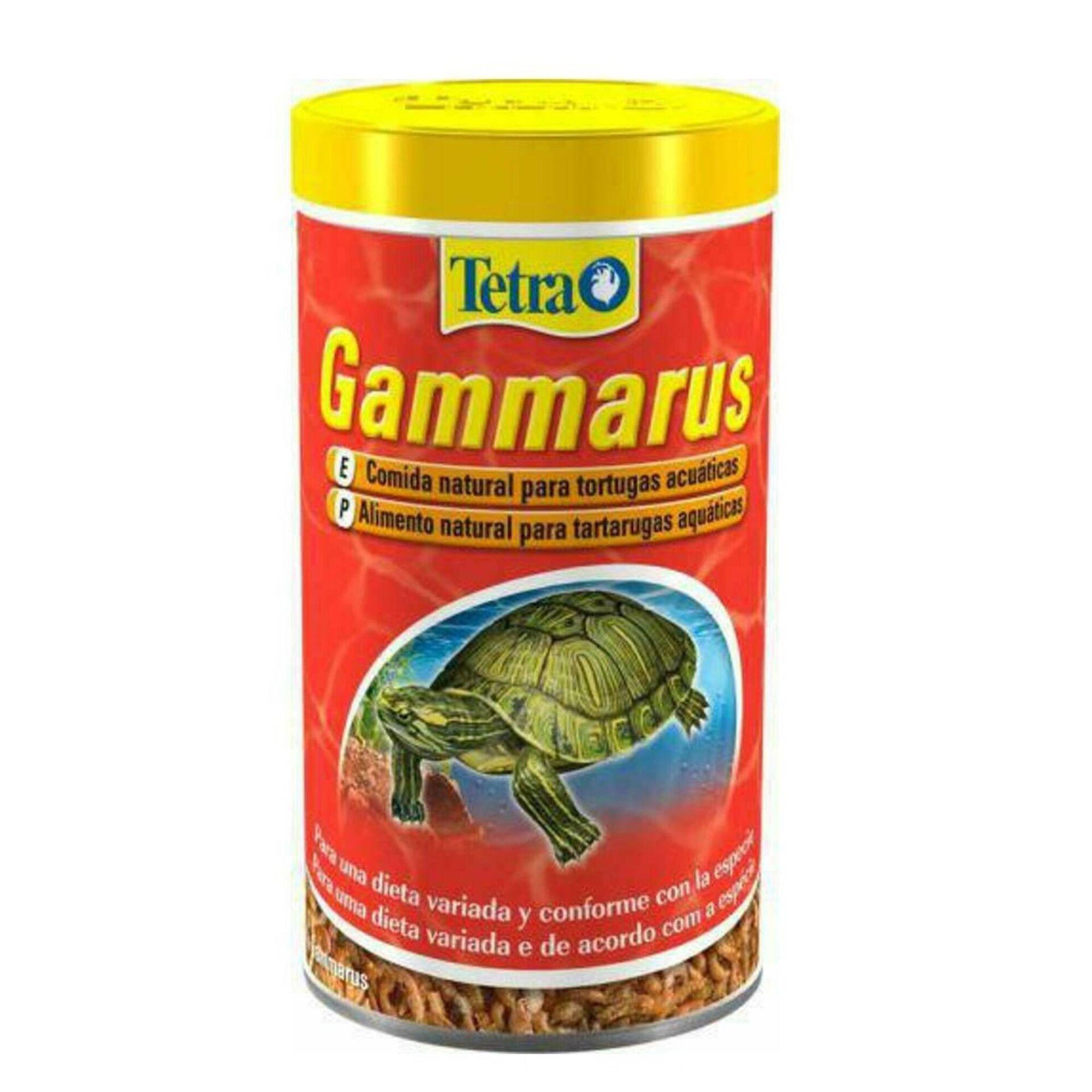Comida para Tartaruga Gammarus