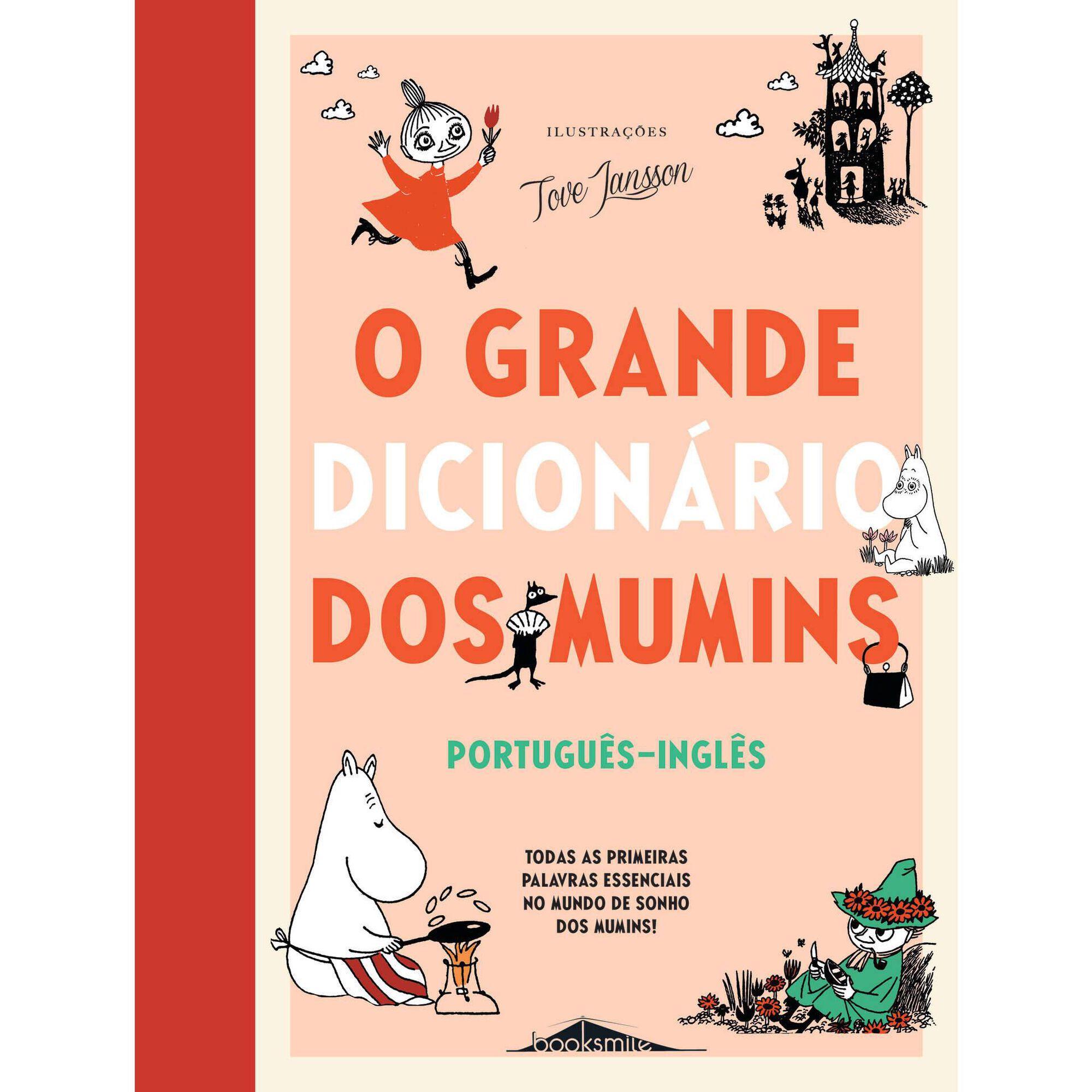 Mumin - O Grande Dicionário dos Mumins: Português-Inglês