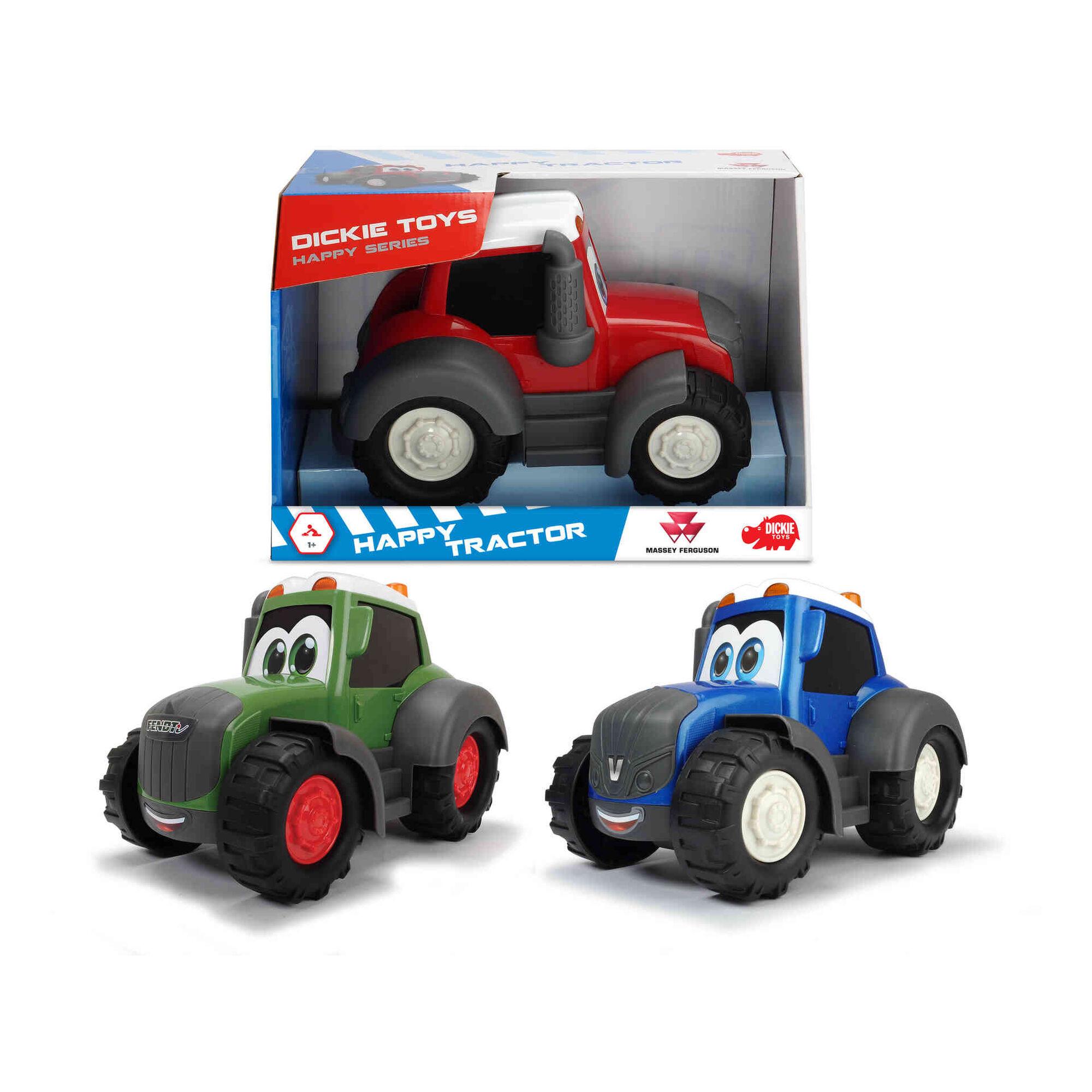 Rádio Controlo Happy Tractor (várias cores)